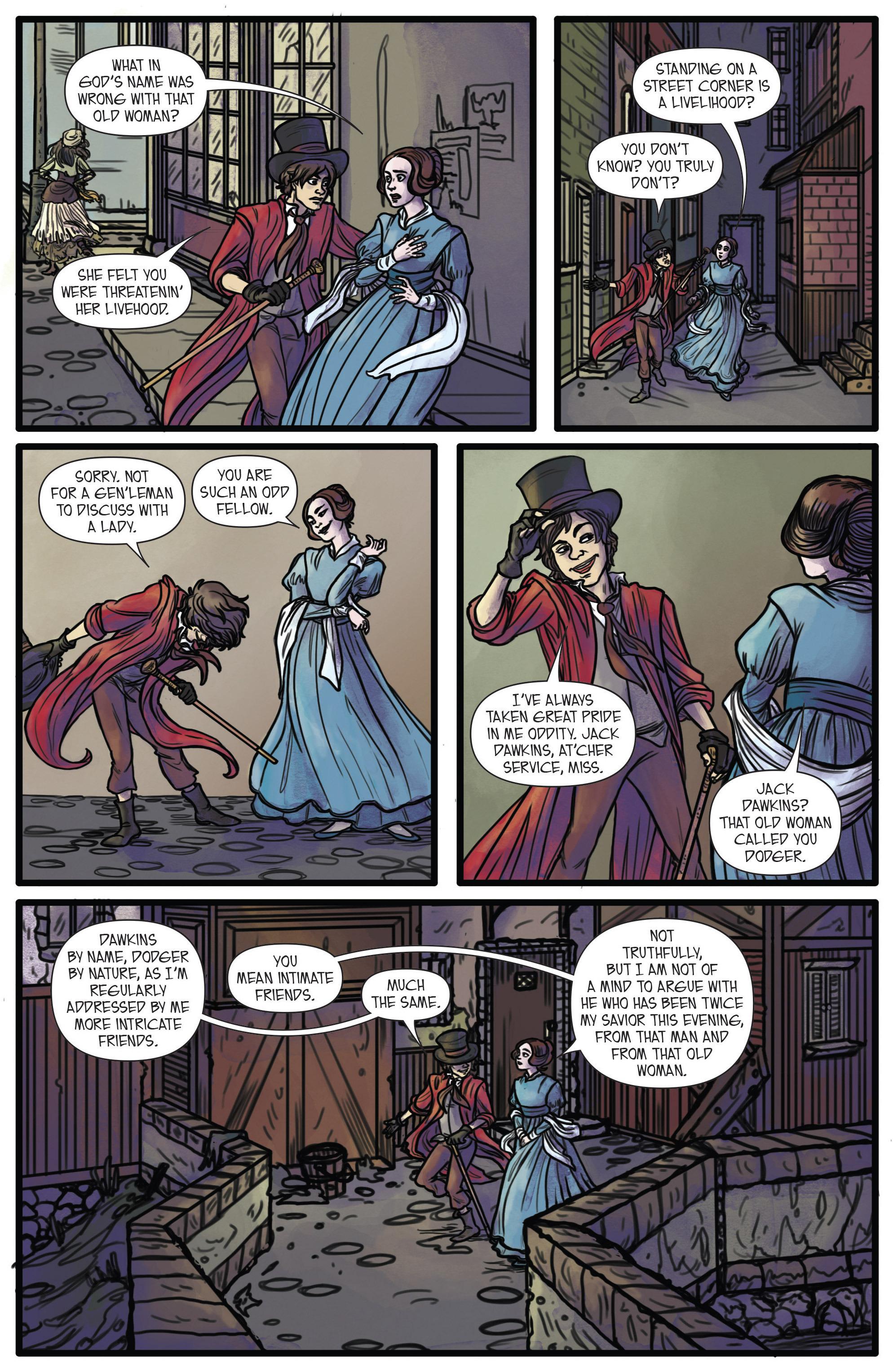 Read online Artful comic -  Issue #1 - 14