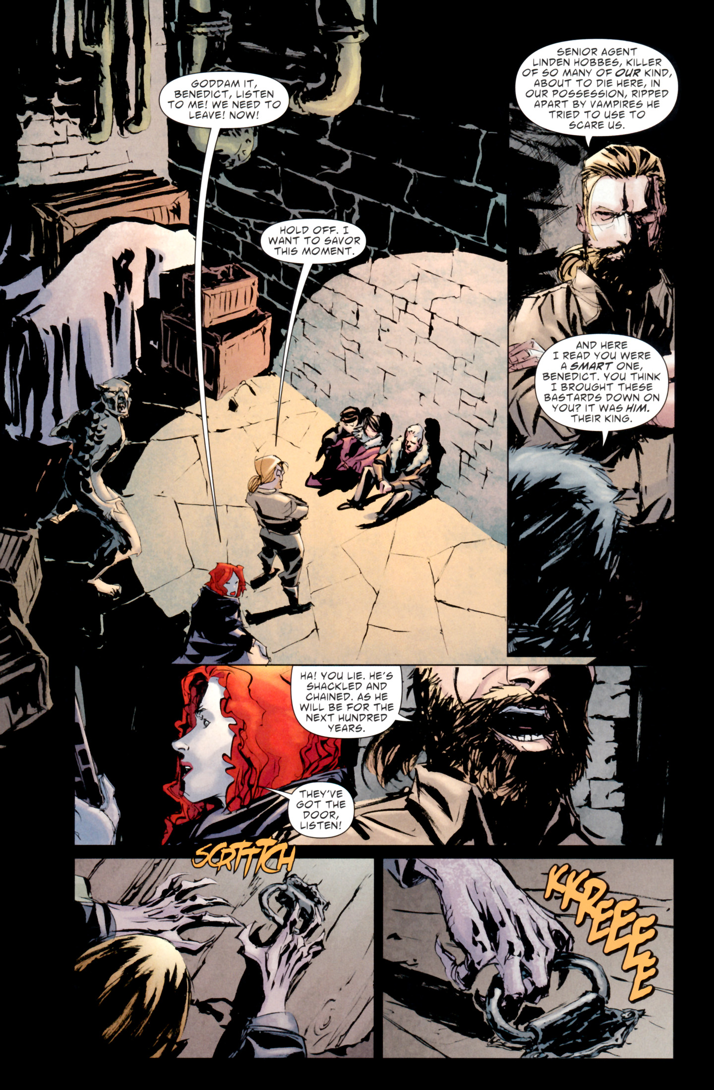 Read online American Vampire: Lord of Nightmares comic -  Issue #4 - 4