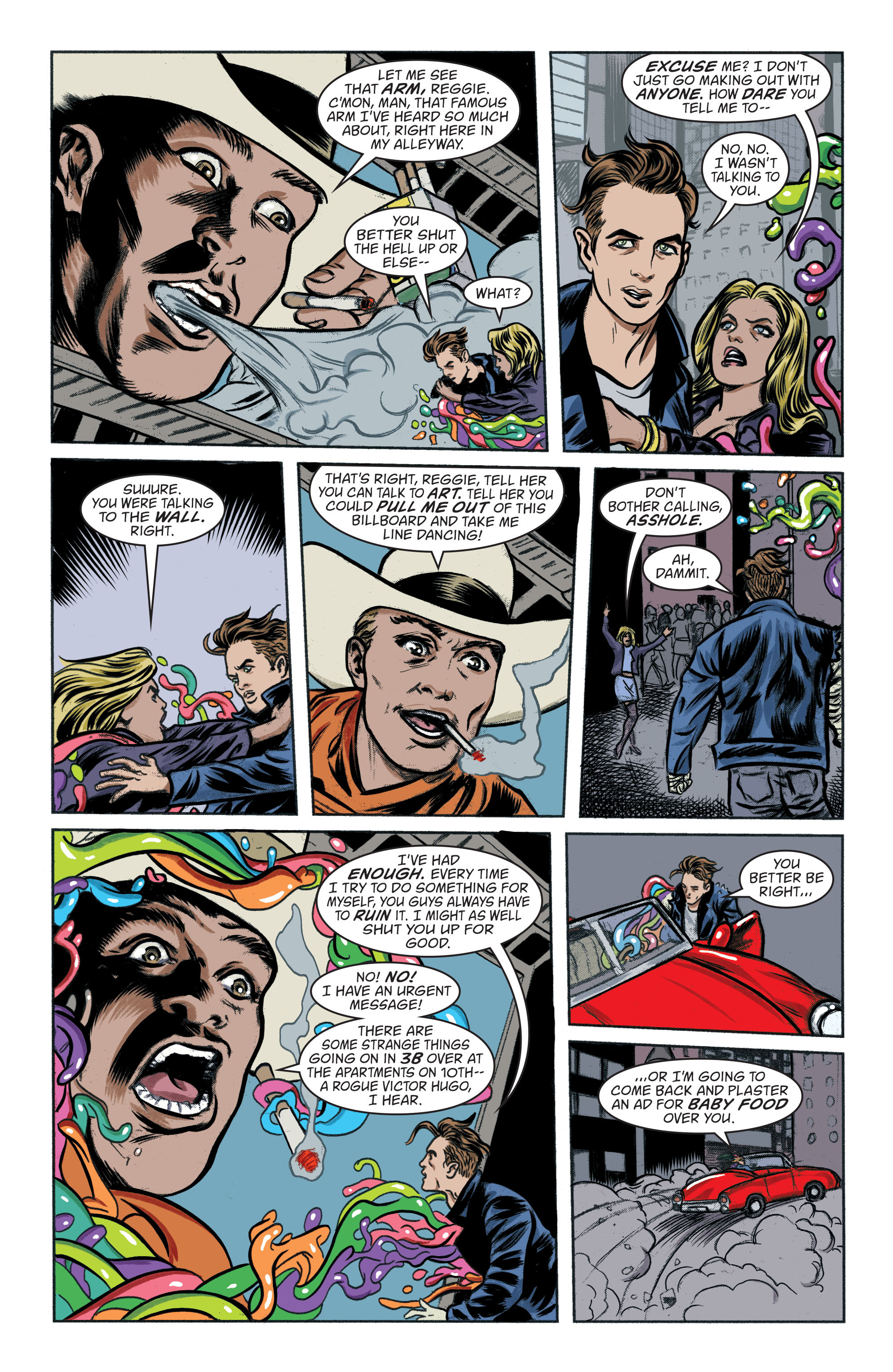 Read online Art Ops comic -  Issue #8 - 4