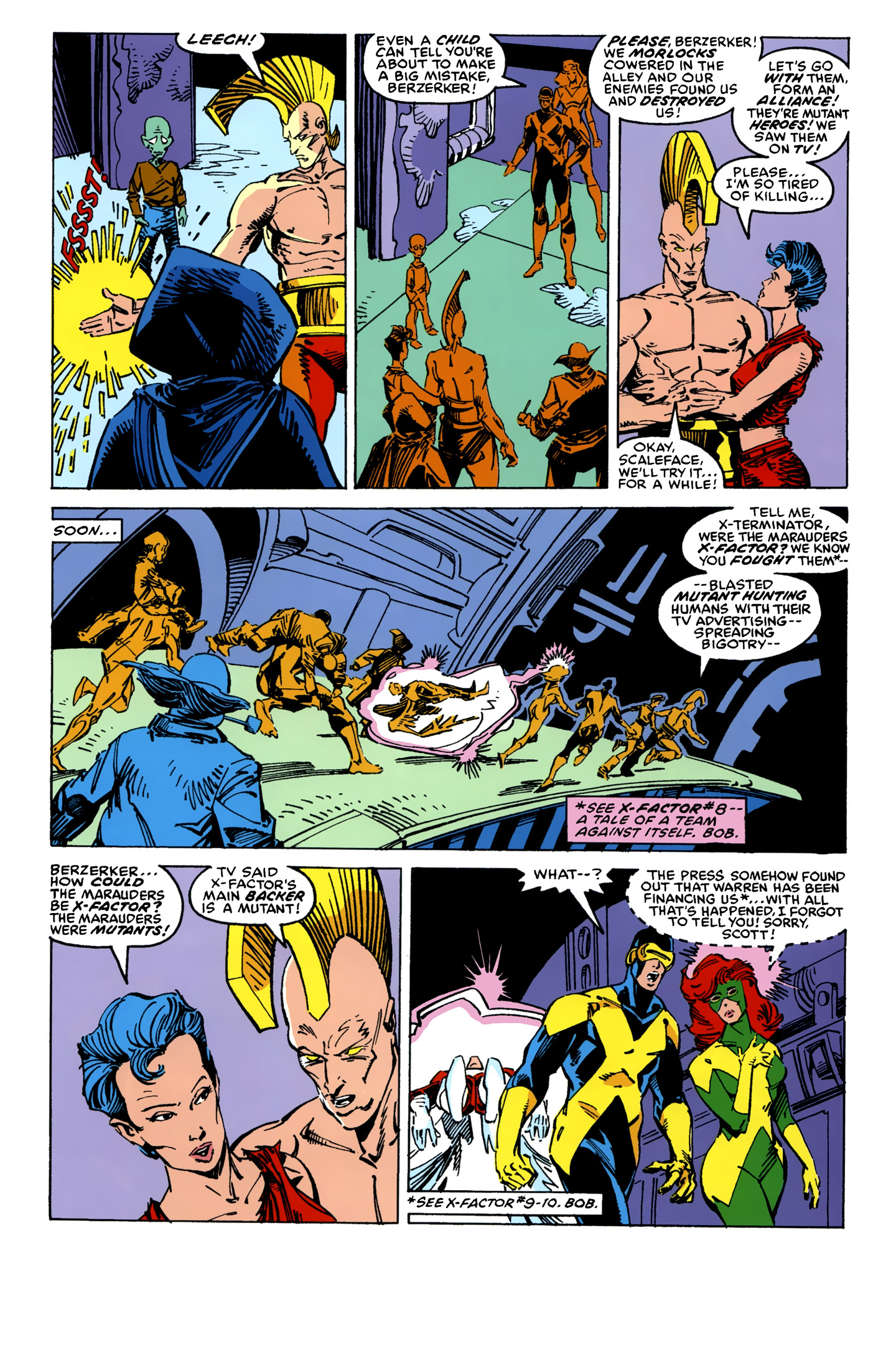 Read online X-Factor (1986) comic -  Issue #11 - 9