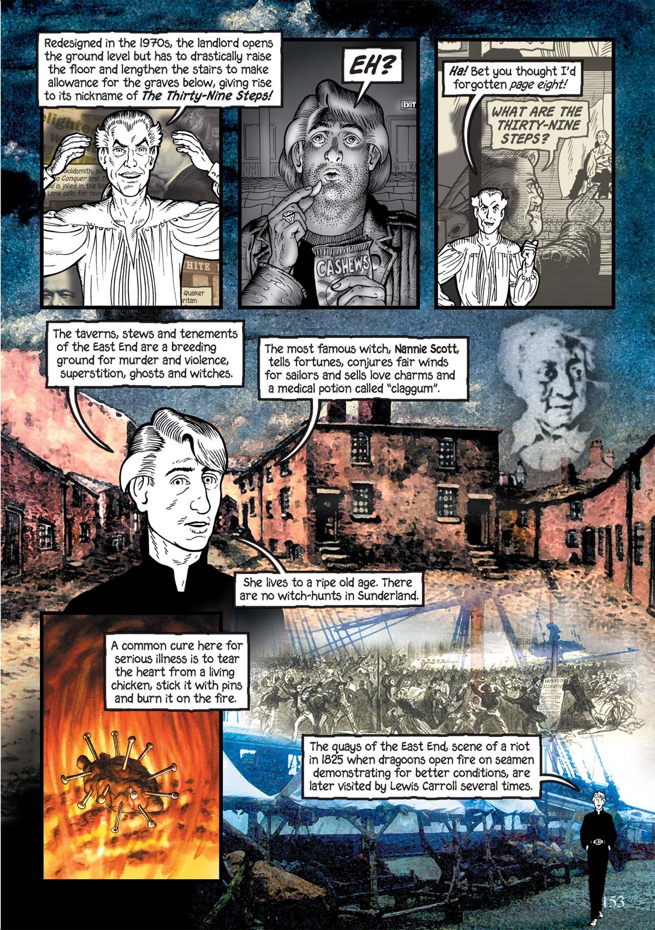 Read online Alice in Sunderland comic -  Issue # Full - 157