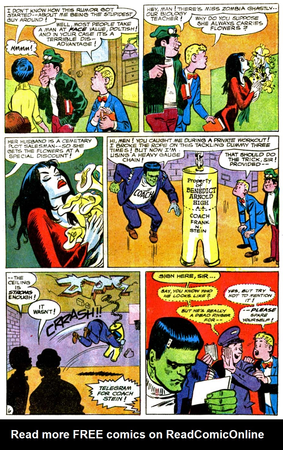 The Adventures of Bob Hope issue 97 - Page 9