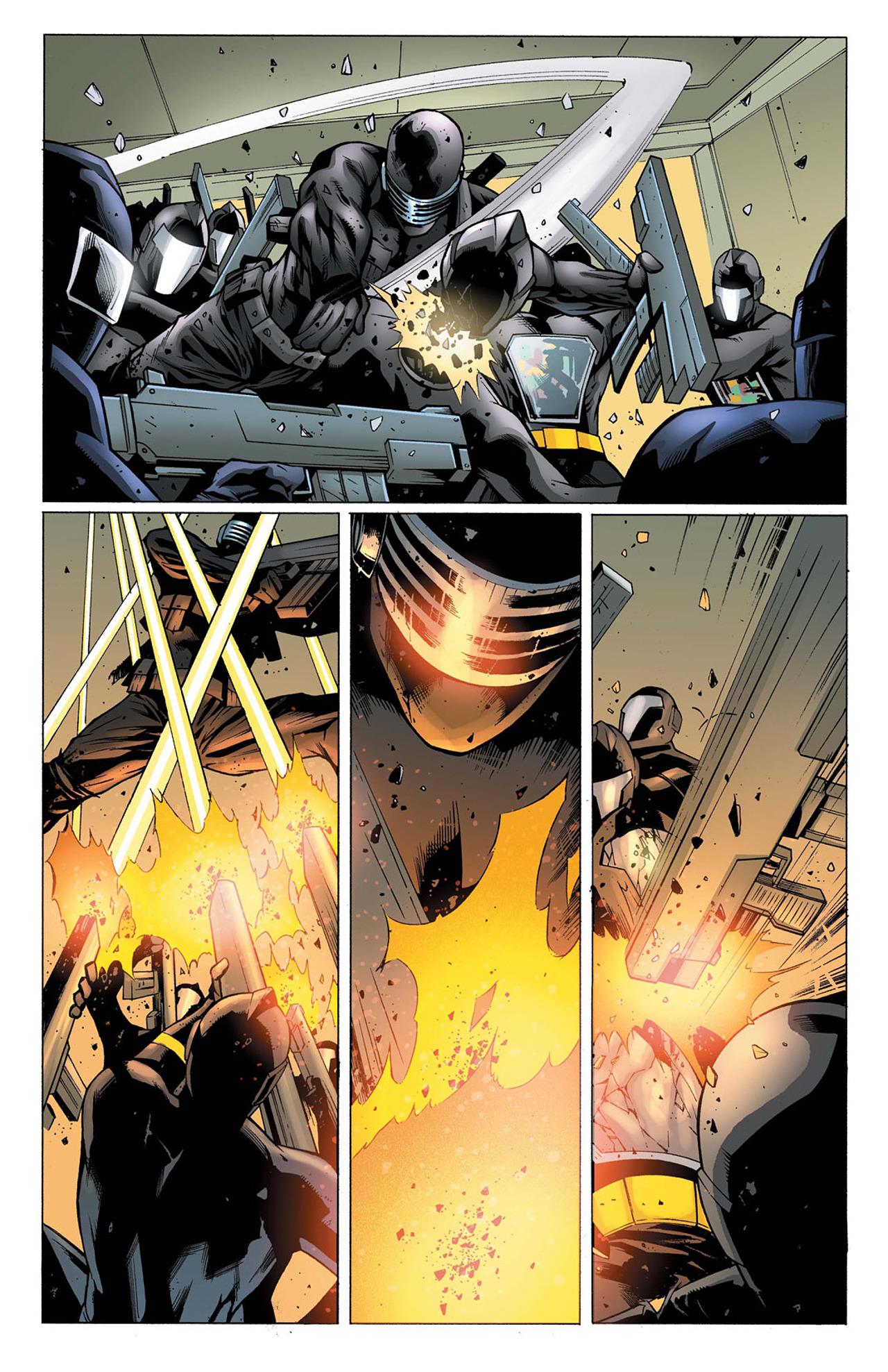 G.I. Joe: A Real American Hero 160 Page 23