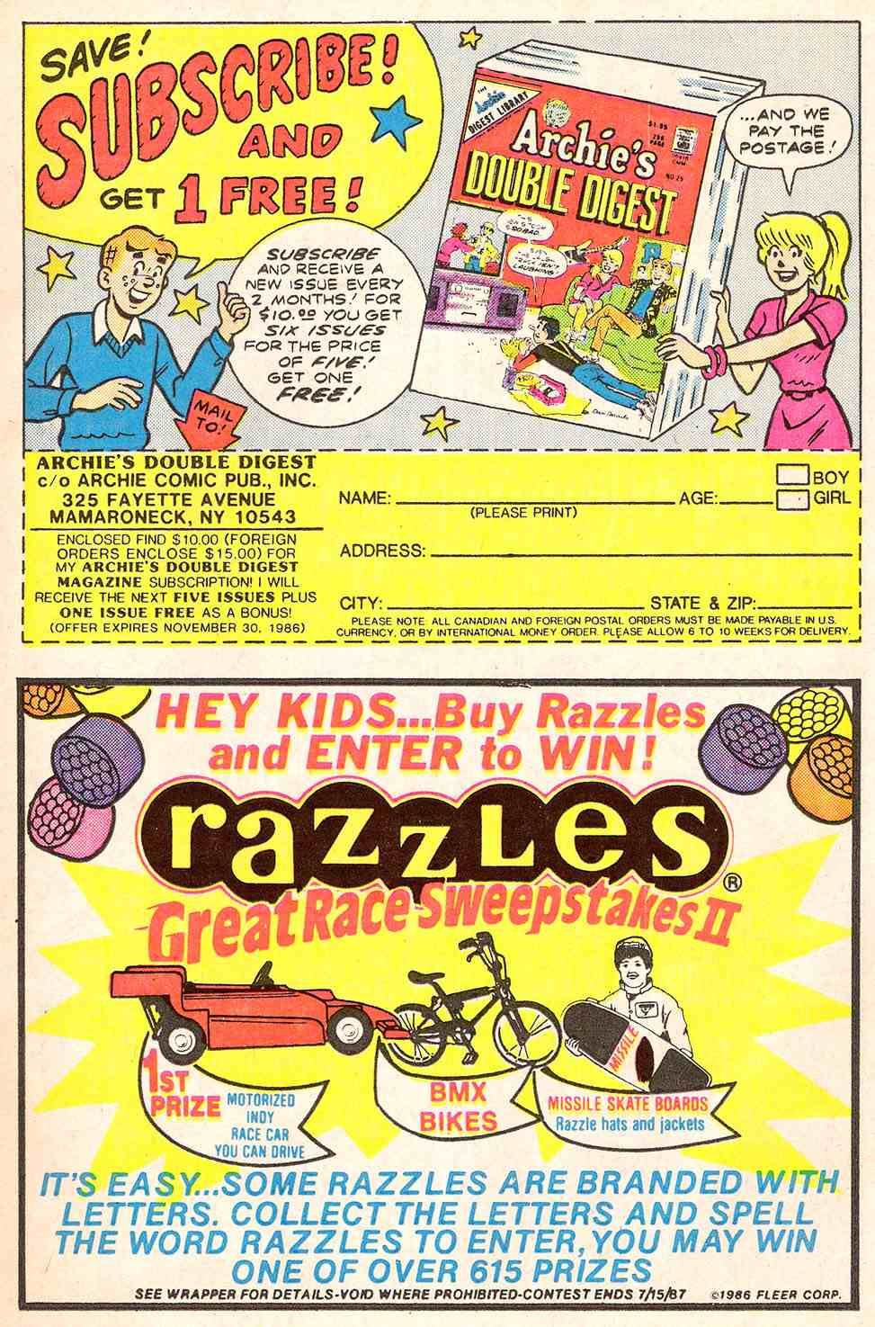 Read online Archie's Girls Betty and Veronica comic -  Issue #344 - 11