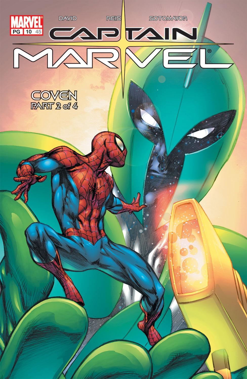 Captain Marvel (2002) Issue #10 #10 - English 1