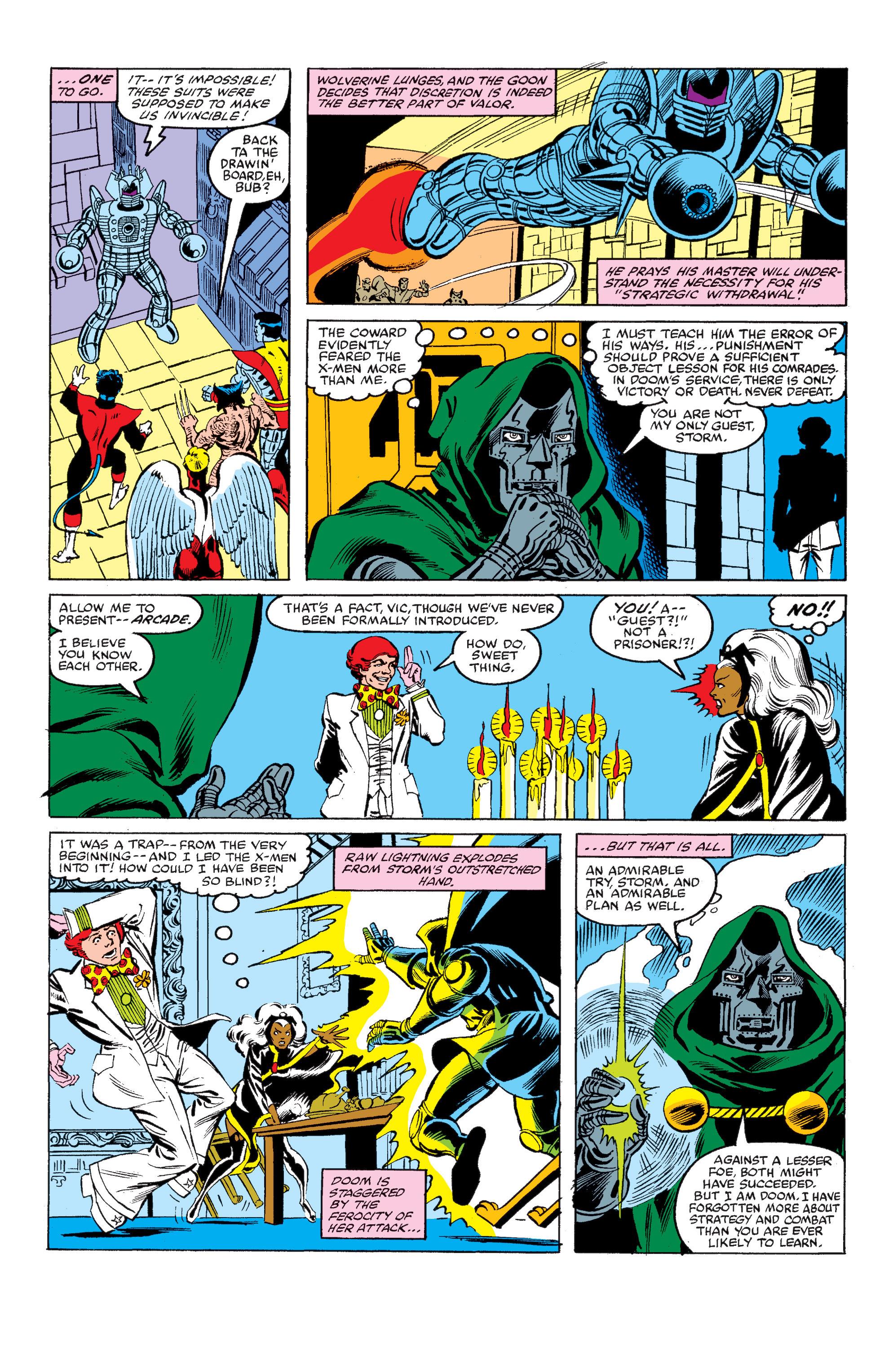 Read online Uncanny X-Men (1963) comic -  Issue #145 - 21