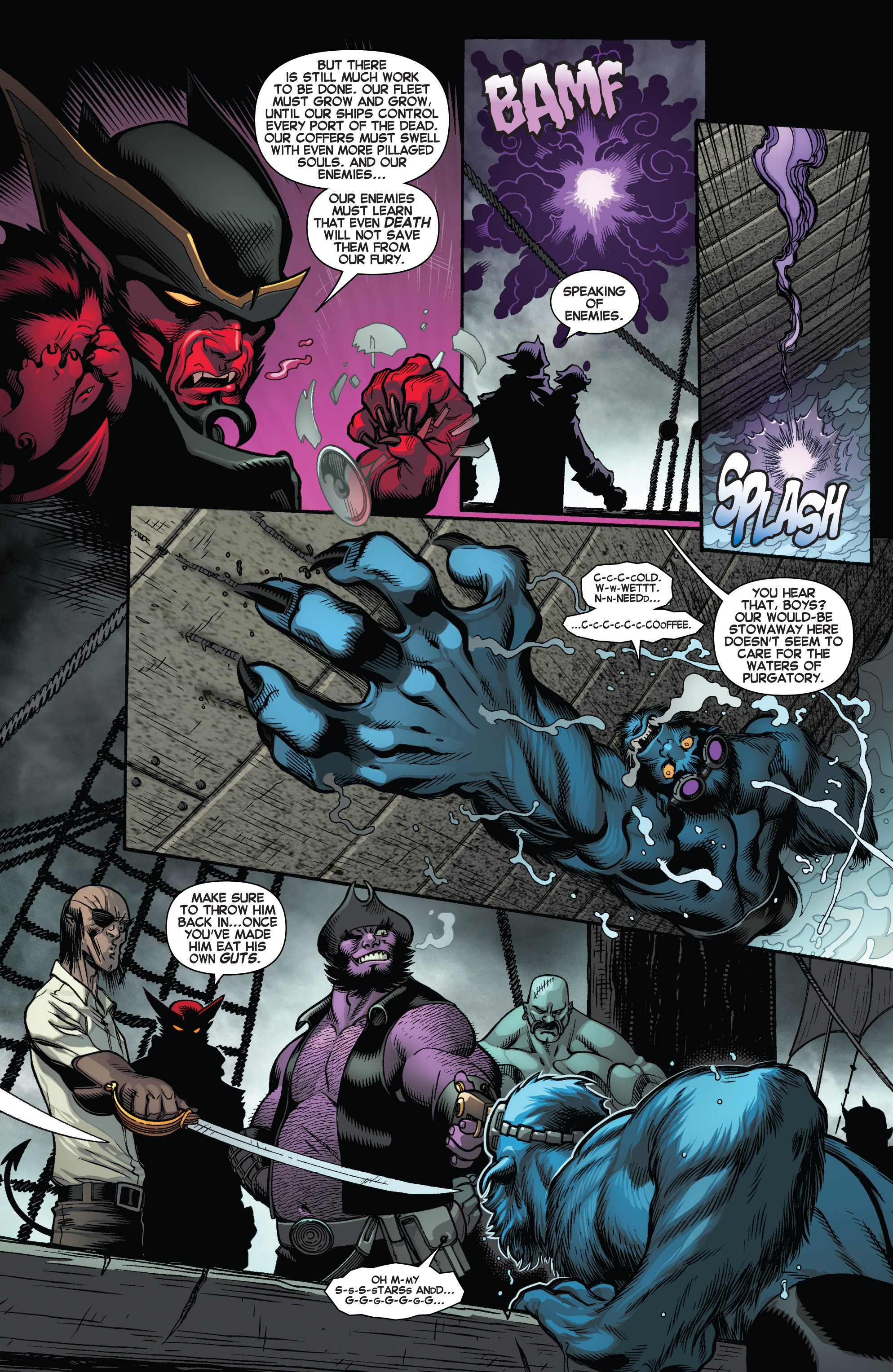 Read online Amazing X-Men (2014) comic -  Issue #3 - 4