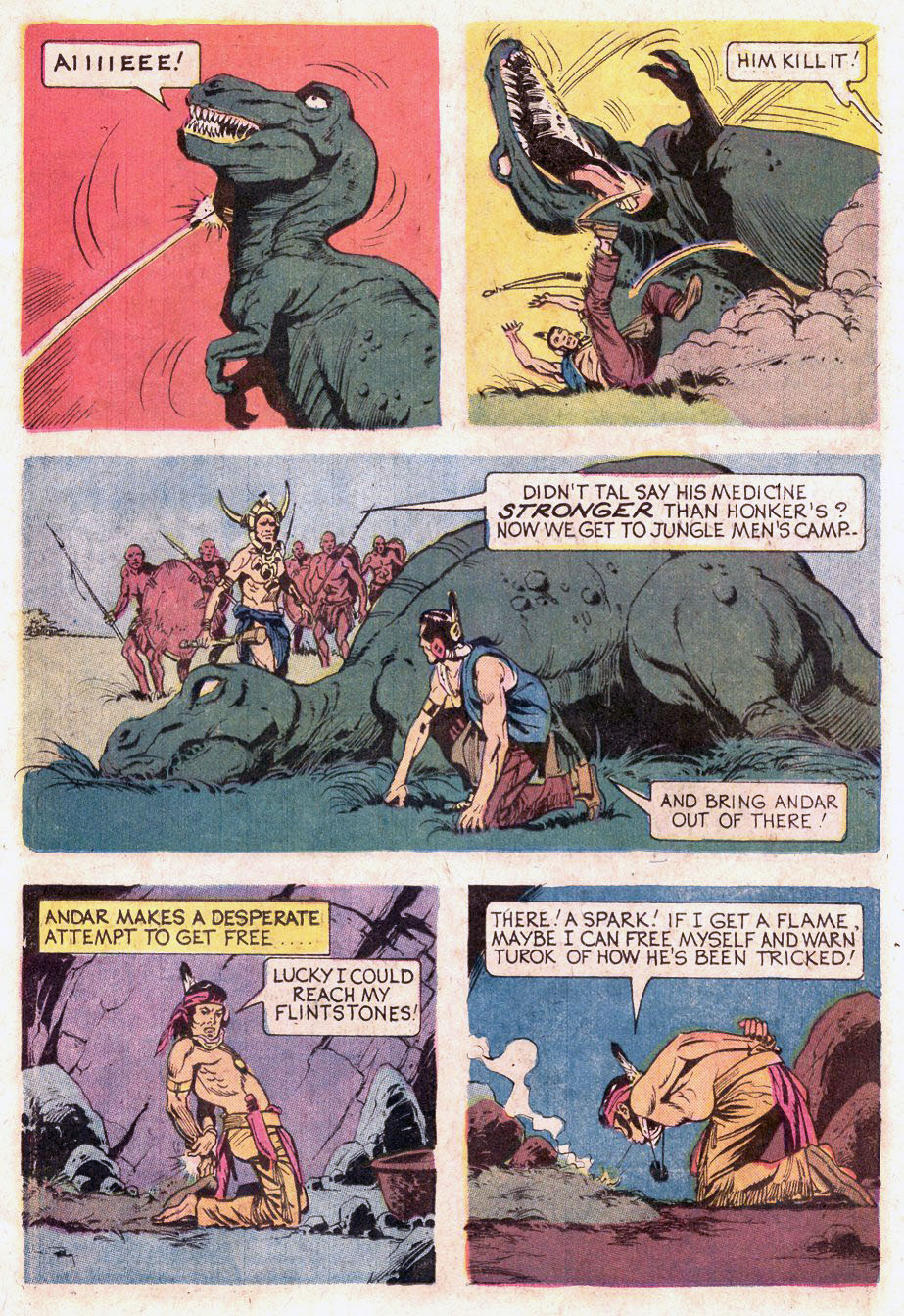Read online Turok, Son of Stone comic -  Issue #92 - 11