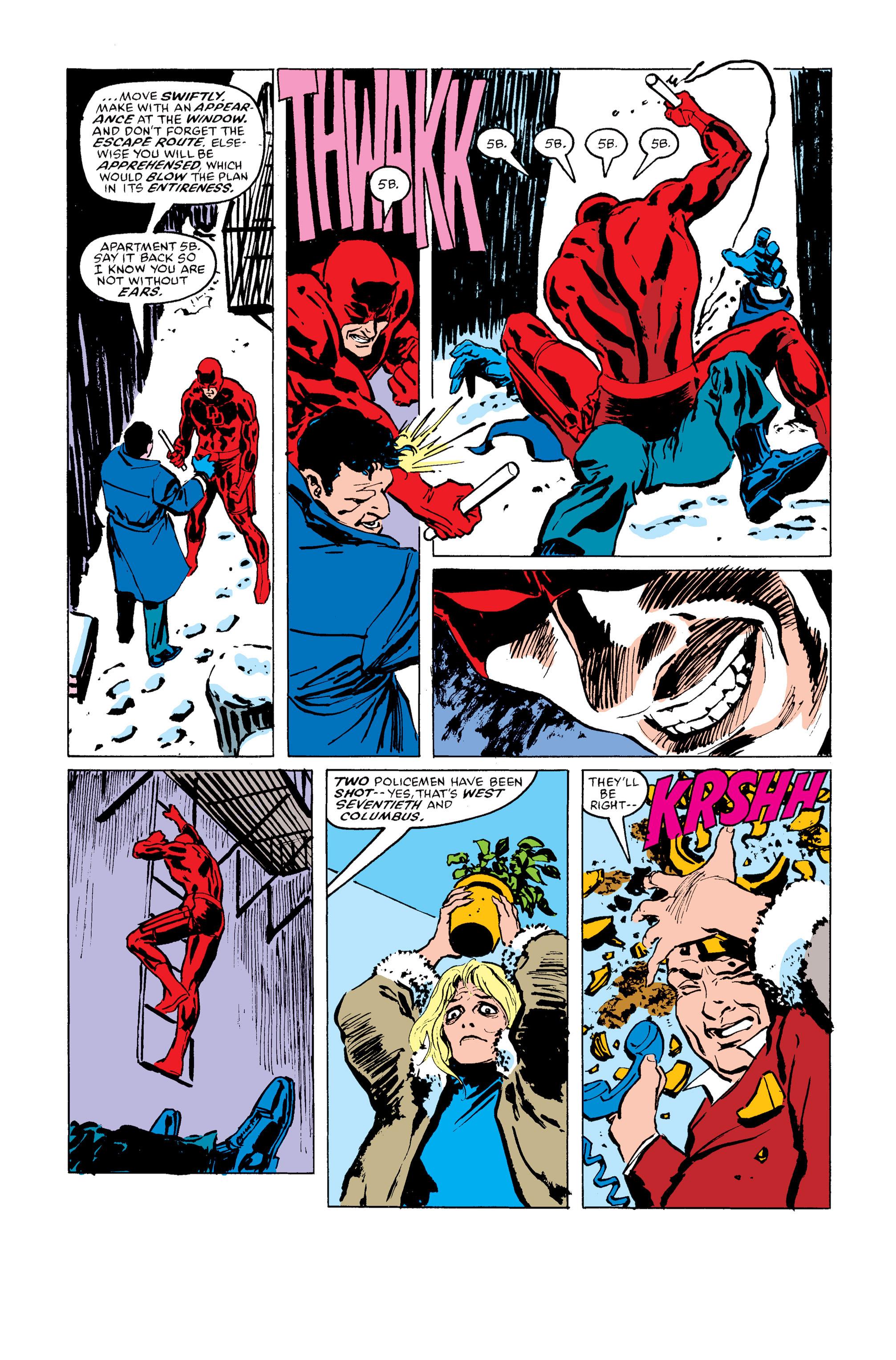 Read online Daredevil: Born Again comic -  Issue # Full - 138