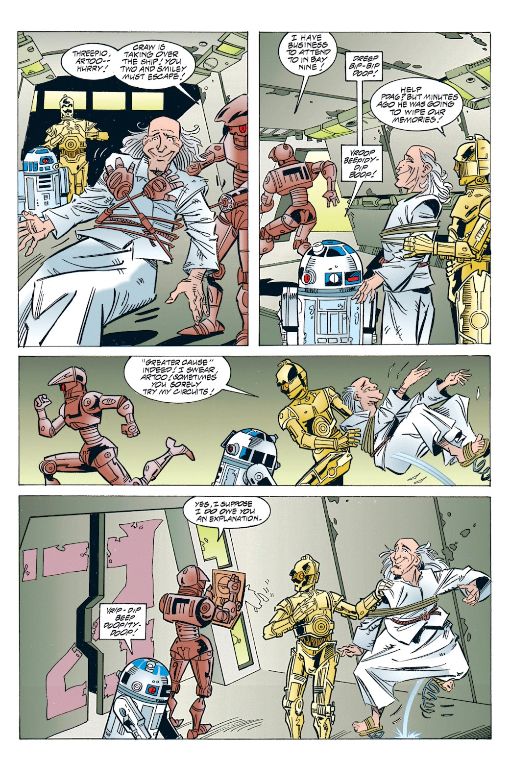 Read online Star Wars Legends Epic Collection: The Empire comic -  Issue # TPB 5 (Part 4) - 82