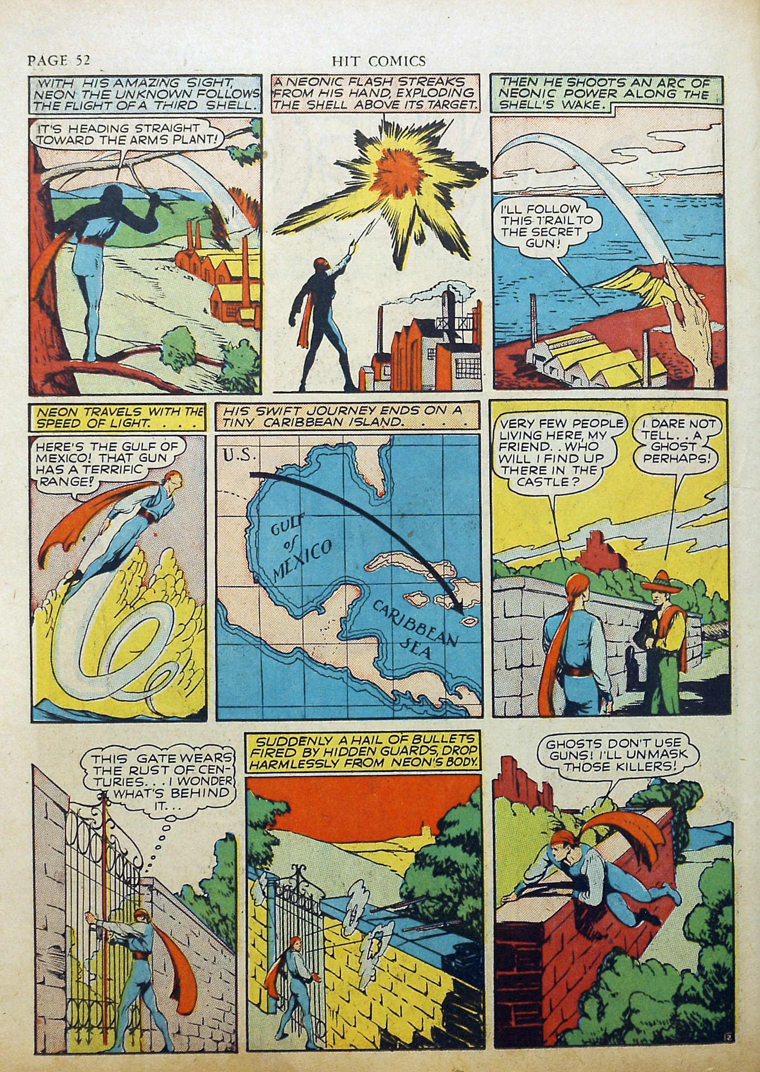 Read online Hit Comics comic -  Issue #17 - 54