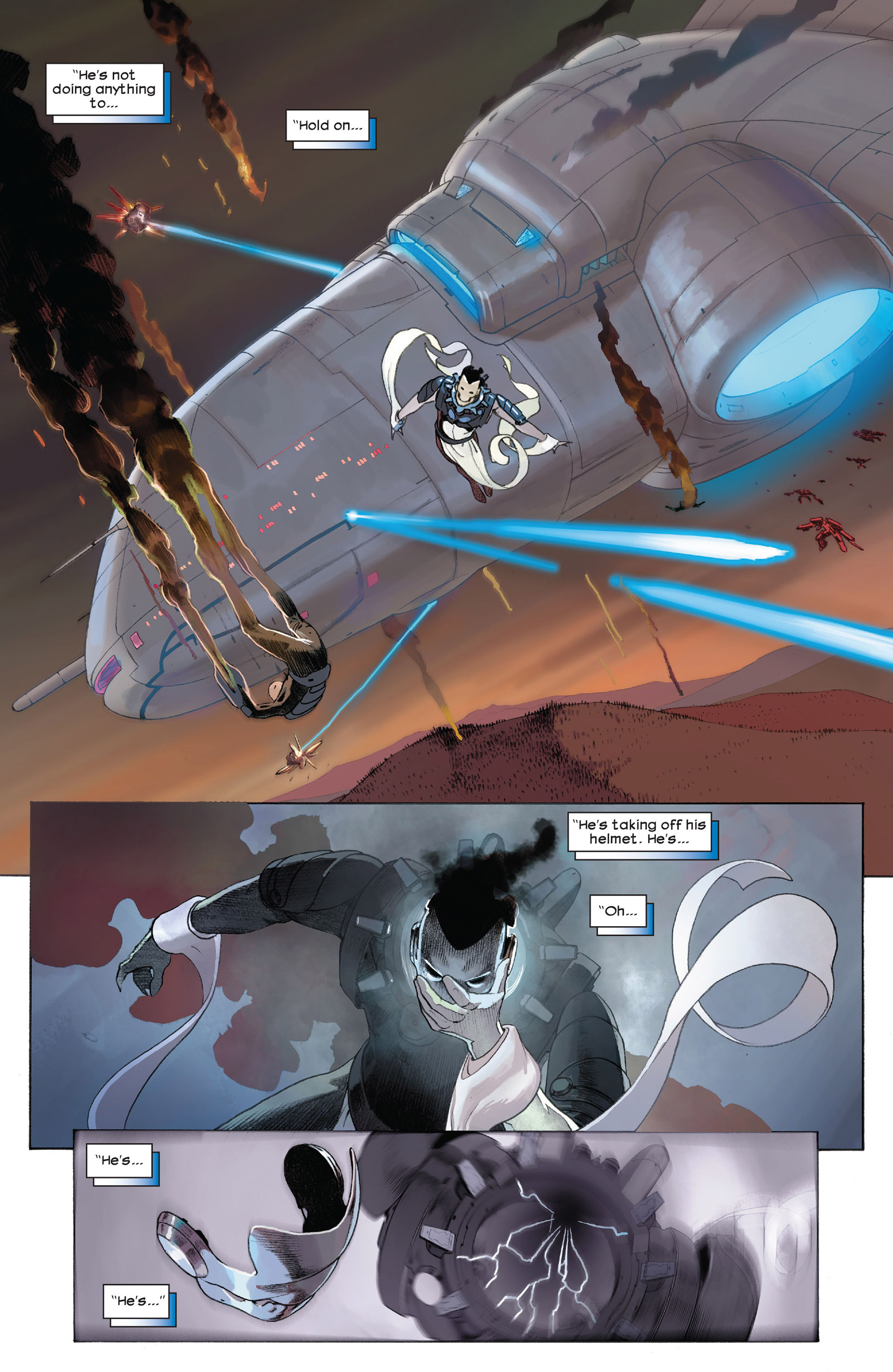 Read online Ultimate Comics Ultimates comic -  Issue #9 - 12