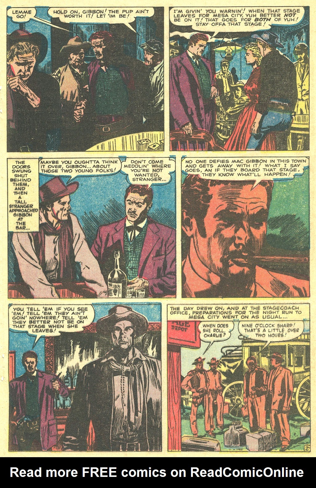 Gunsmoke Western issue 41 - Page 17