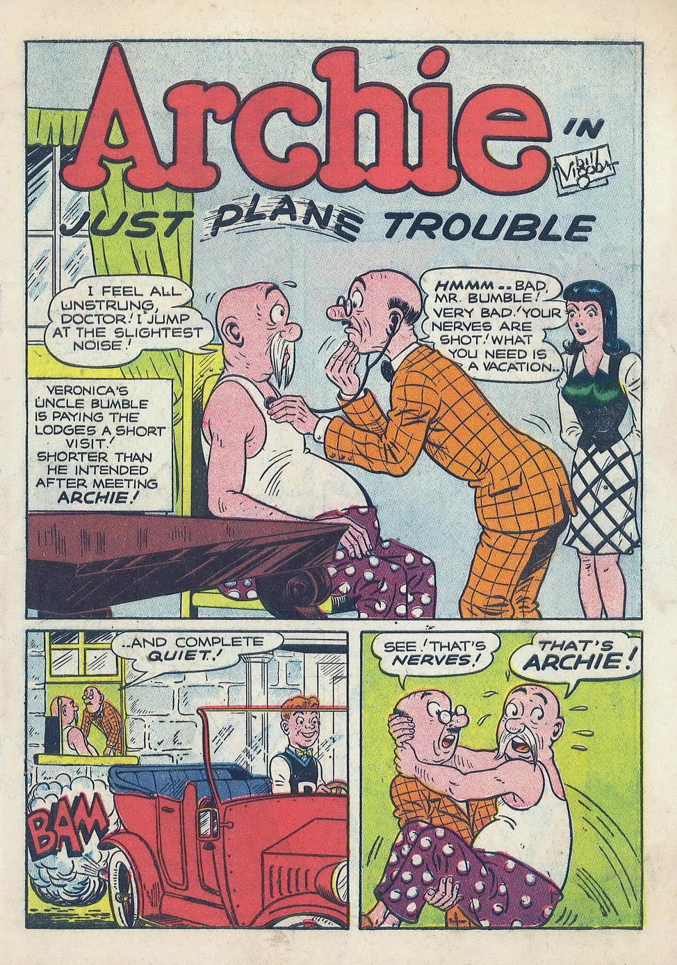Archie Comics issue 029 - Page 3