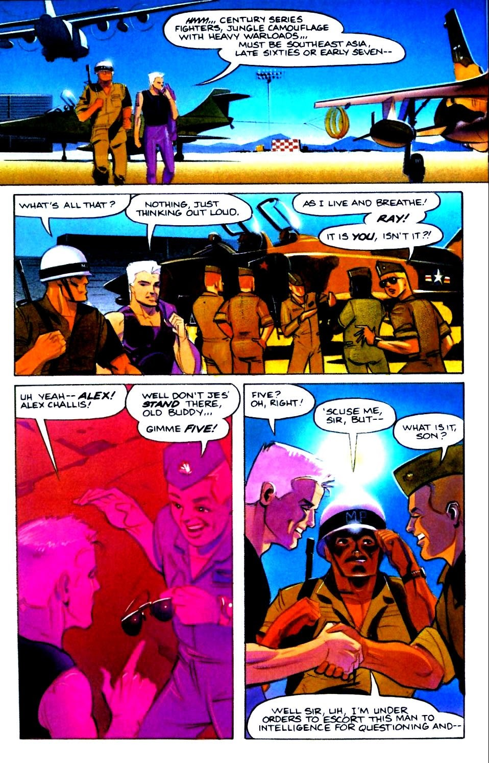 Tempus Fugitive issue 2 - Page 10