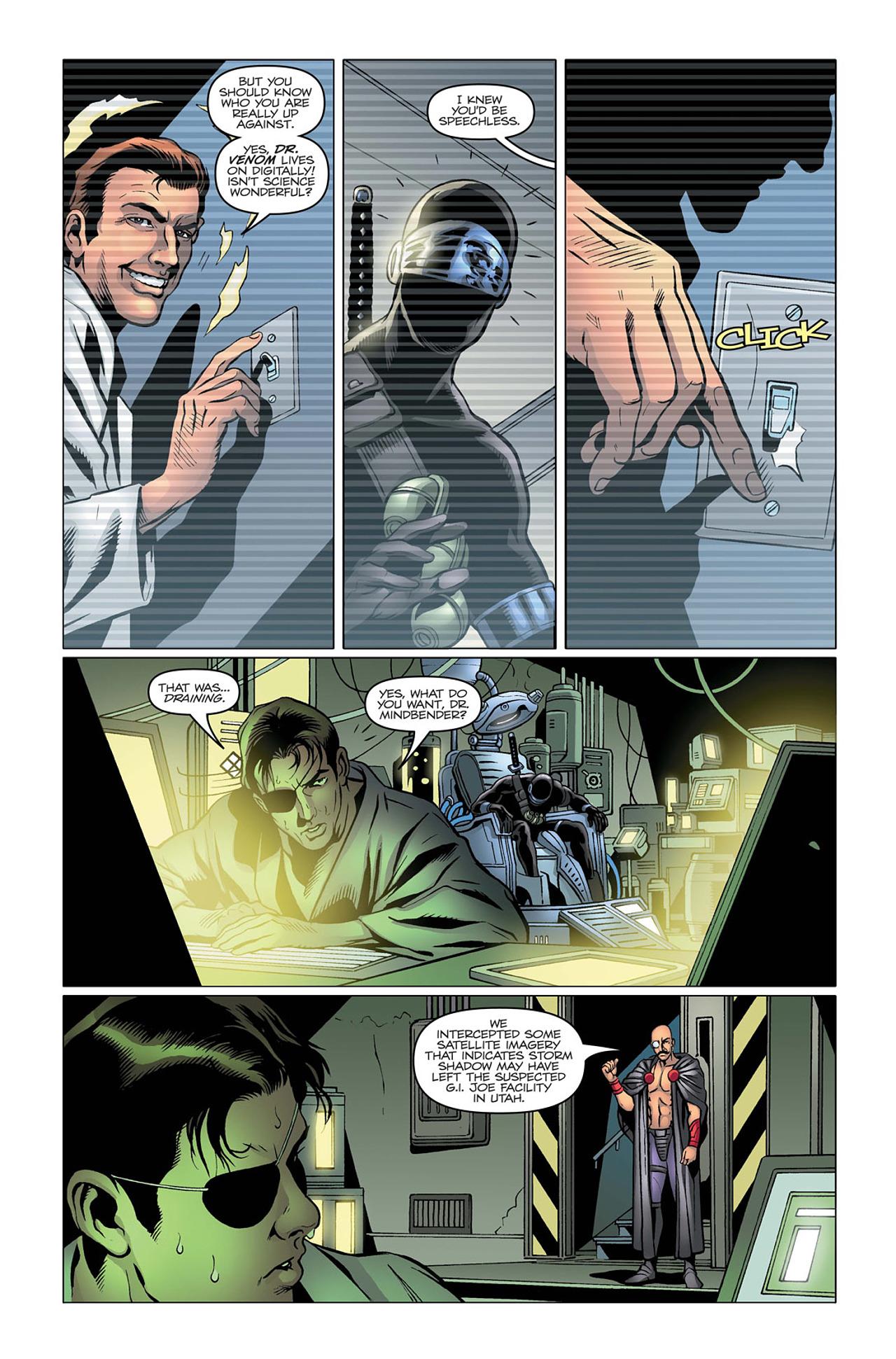 G.I. Joe: A Real American Hero 164 Page 5