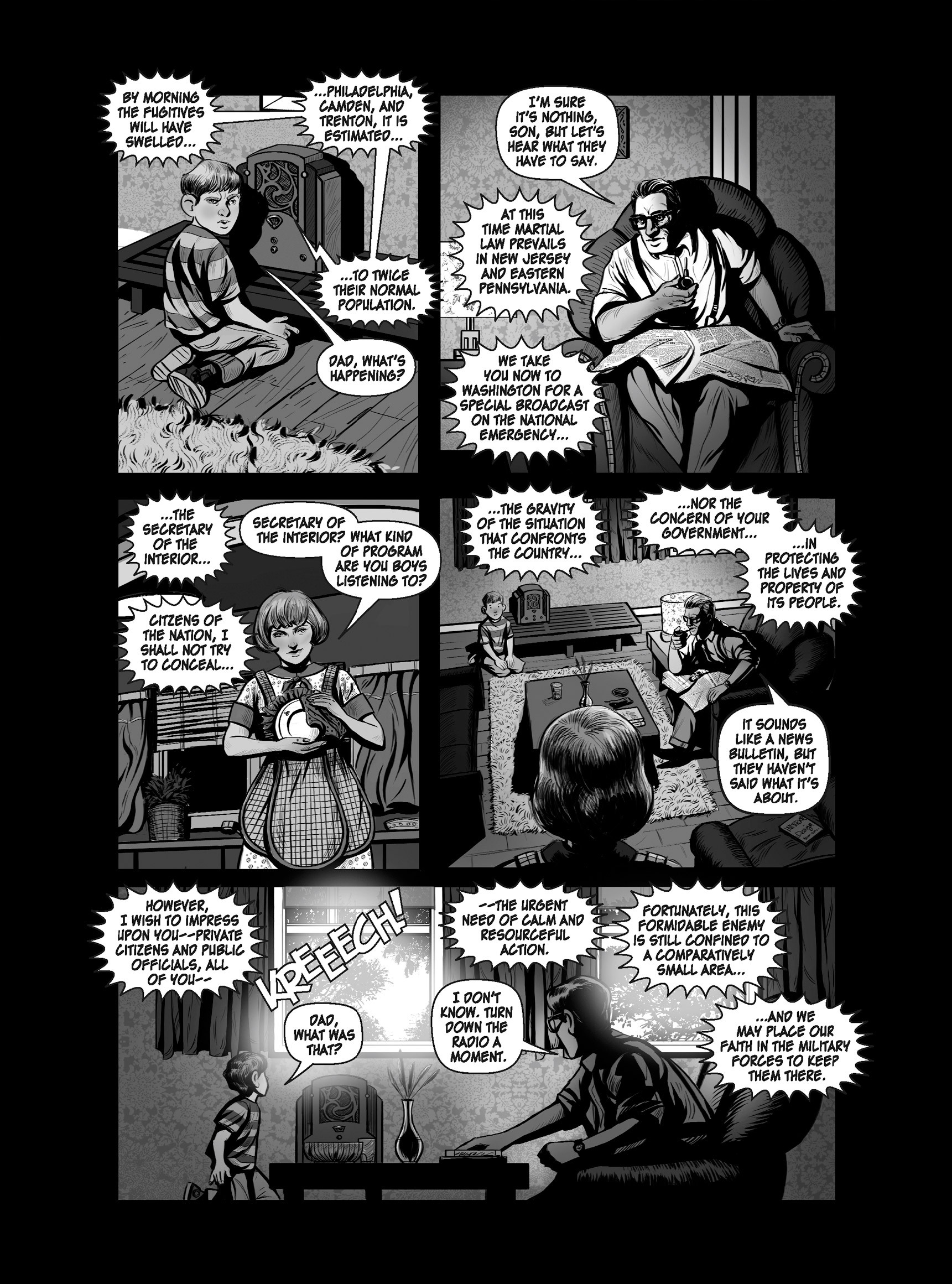 Read online FUBAR comic -  Issue #3 - 253