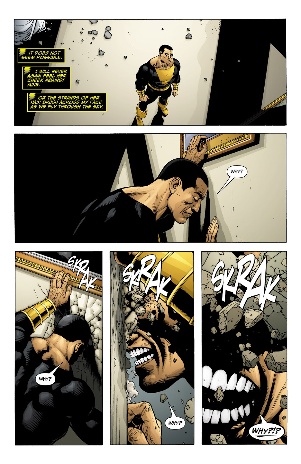 Black Adam: The Dark Age issue 6 - Page 22