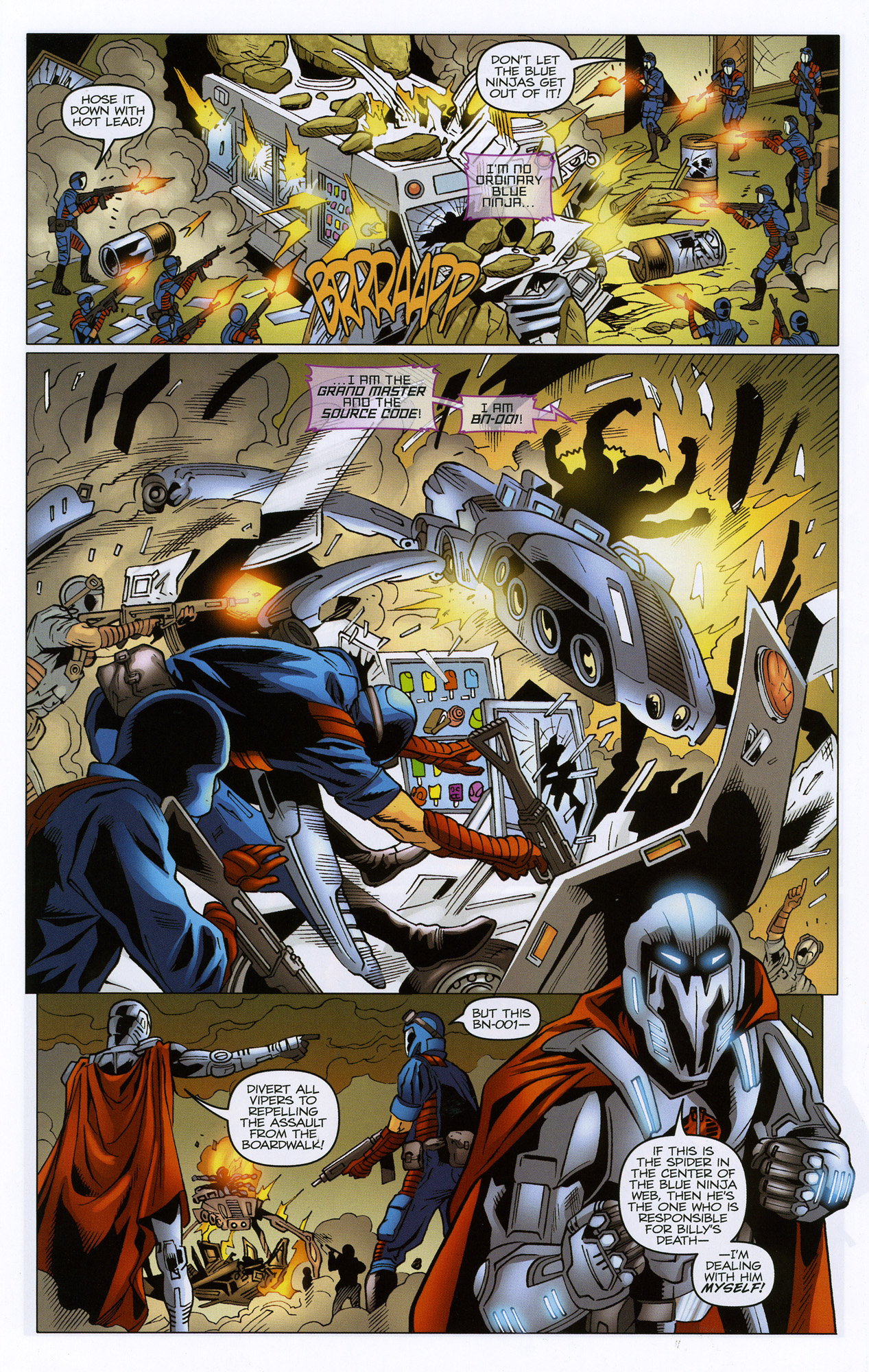 G.I. Joe: A Real American Hero 178 Page 22