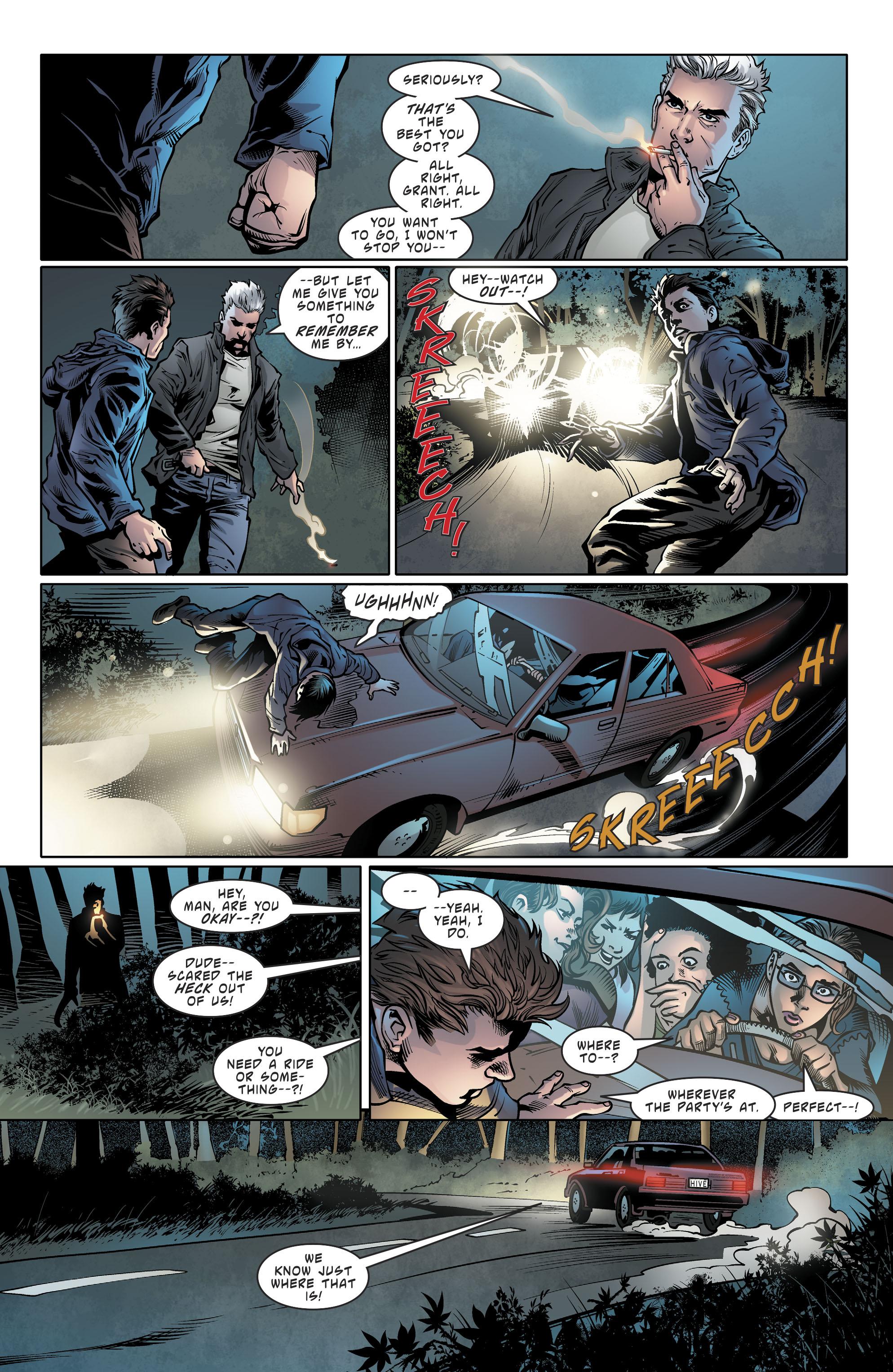 Read online Deathstroke (2016) comic -  Issue #19 - 17