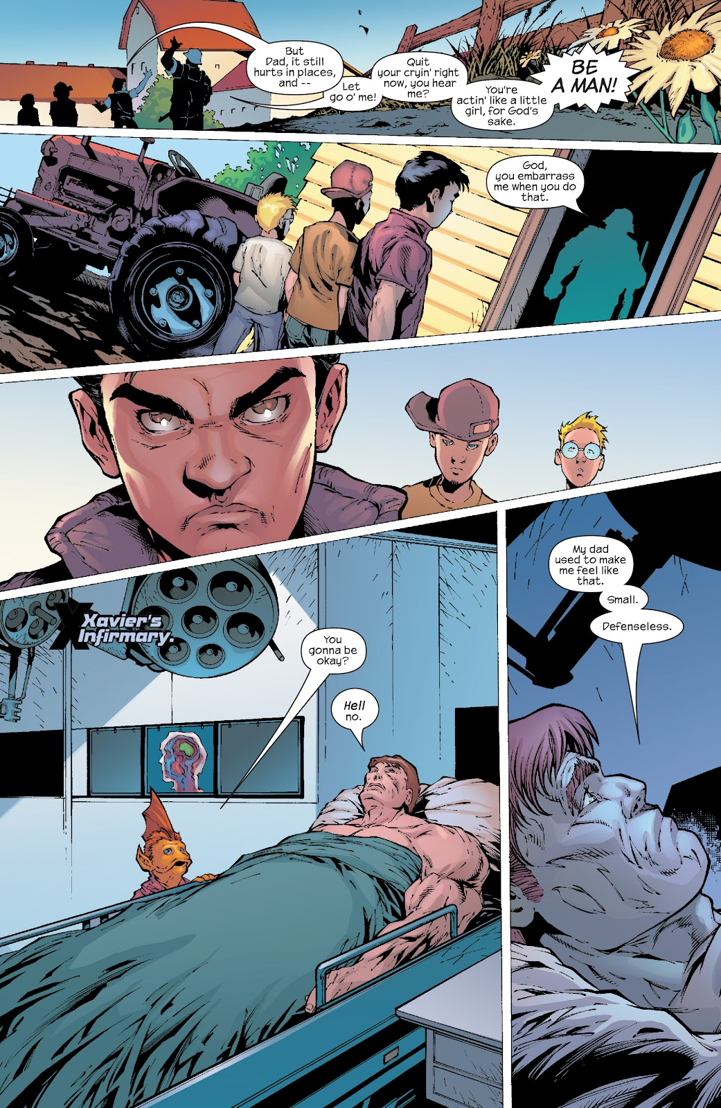 Read online X-Men: Unstoppable comic -  Issue # TPB (Part 2) - 90
