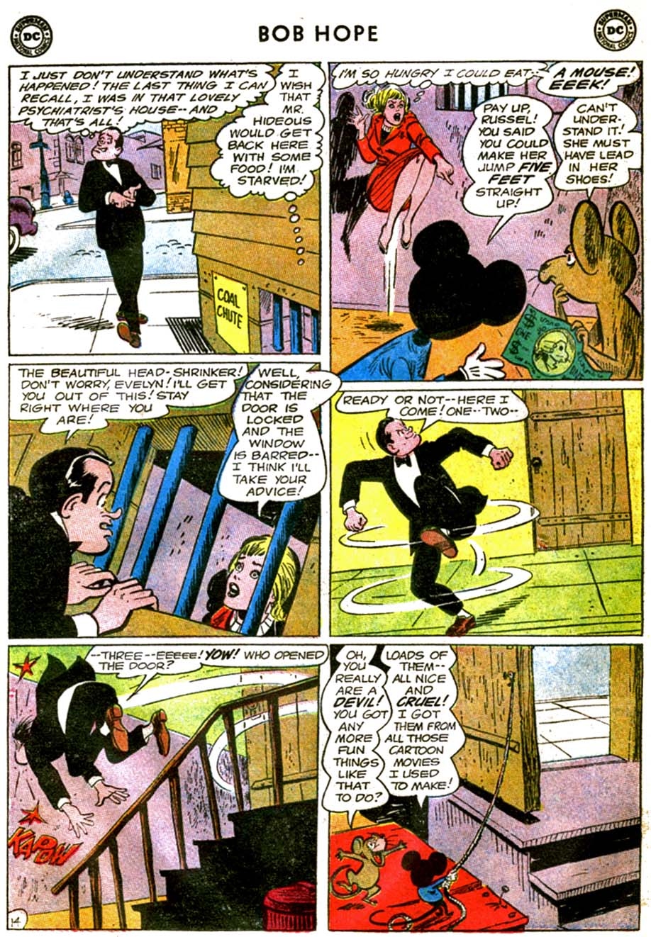 The Adventures of Bob Hope issue 92 - Page 18