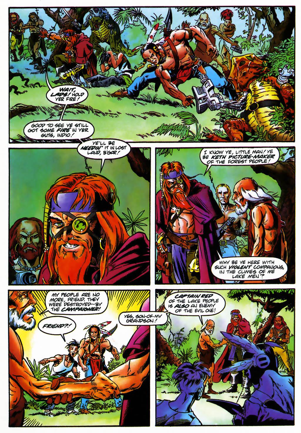 Read online Turok, Dinosaur Hunter (1993) comic -  Issue #26 - 5