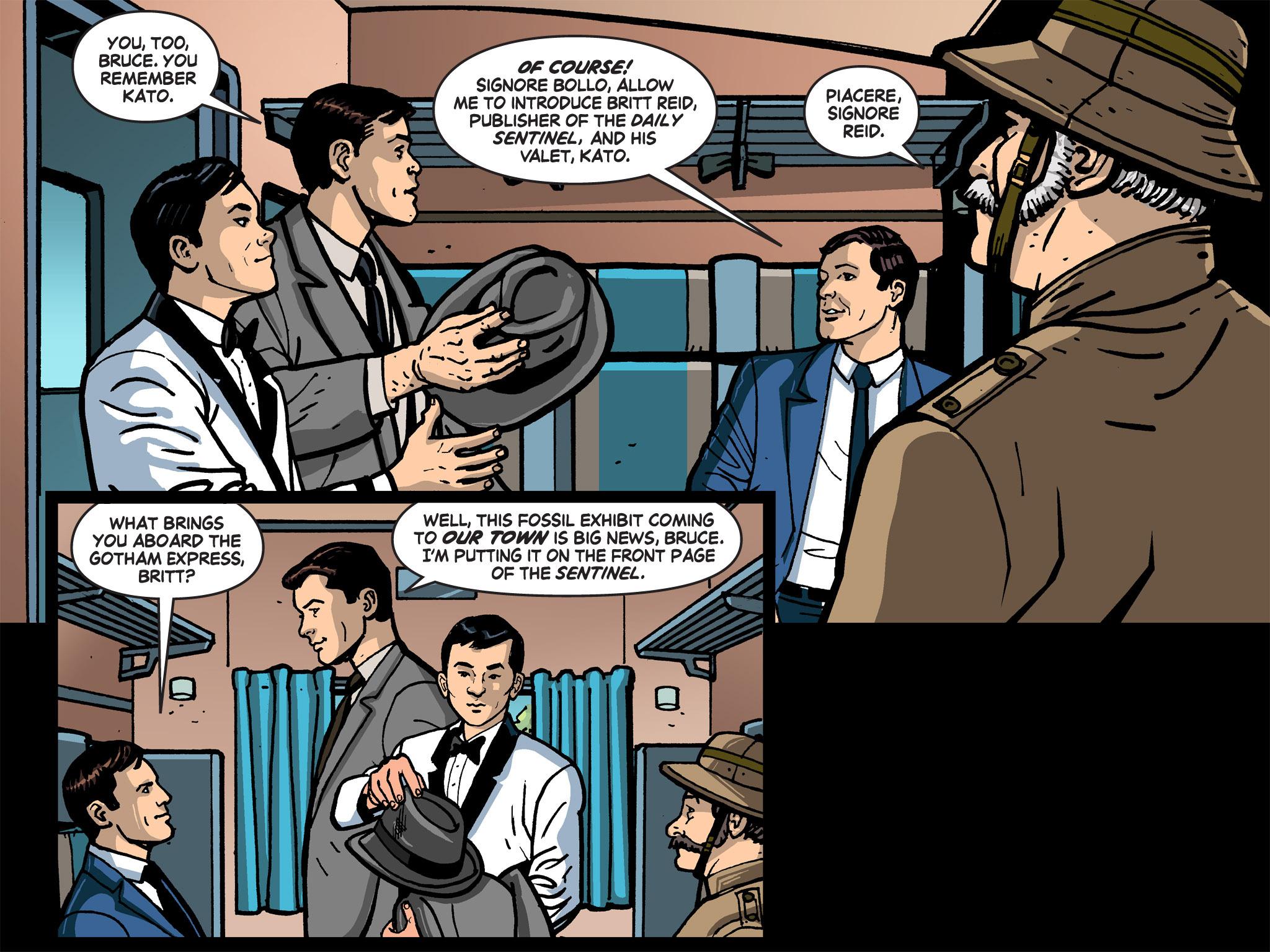Read online Batman '66 Meets the Green Hornet [II] comic -  Issue #1 - 45