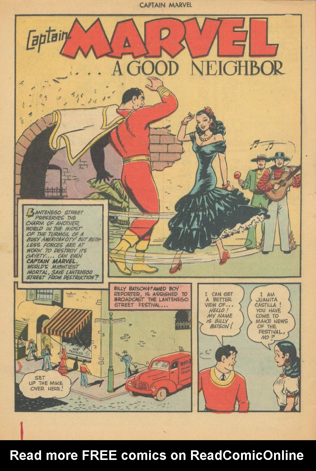 Captain Marvel Adventures issue 63 - Page 4
