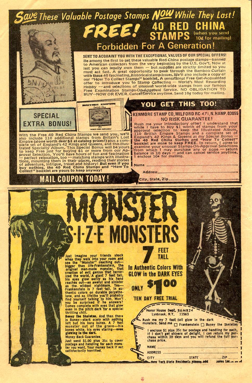 Read online Secret Origins (1973) comic -  Issue #6 - 14