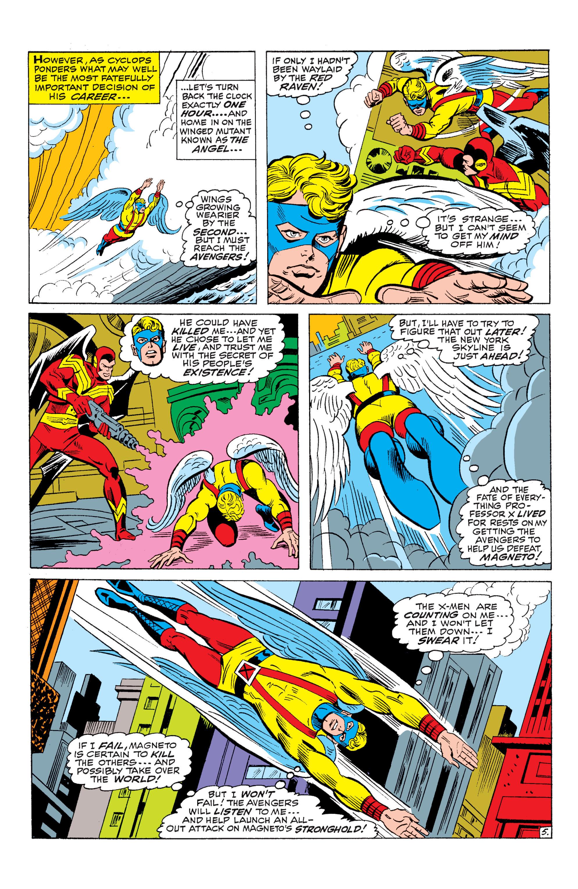 Uncanny X-Men (1963) 45 Page 5