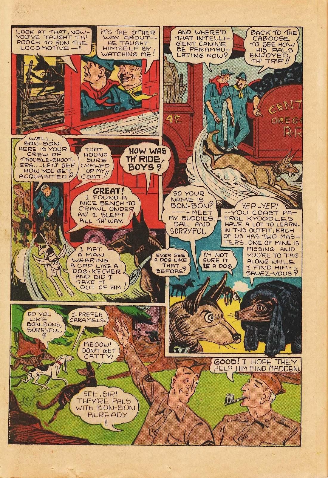 Super-Magician Comics issue 22 - Page 42