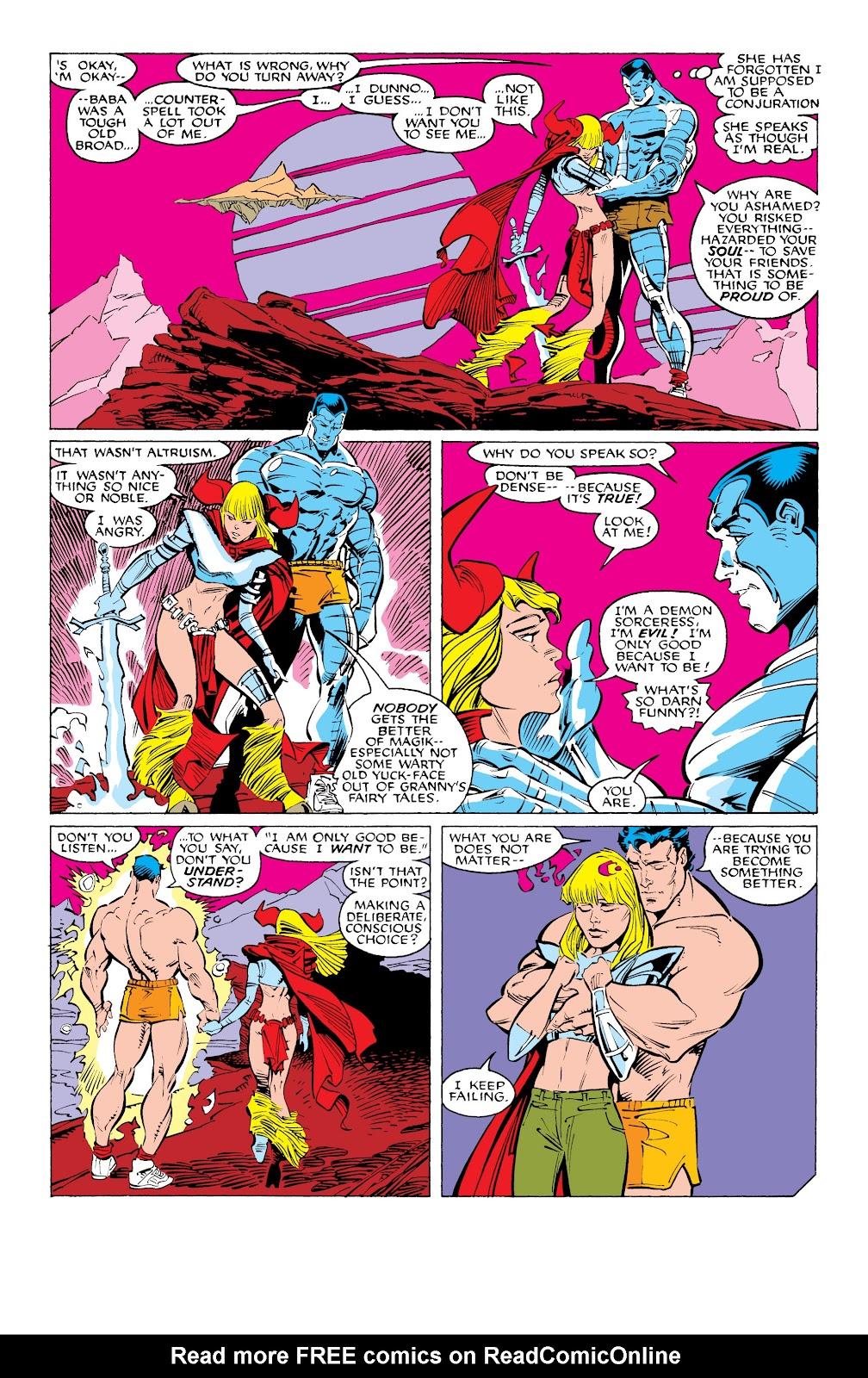 Uncanny X-Men (1963) issue 231 - Page 22
