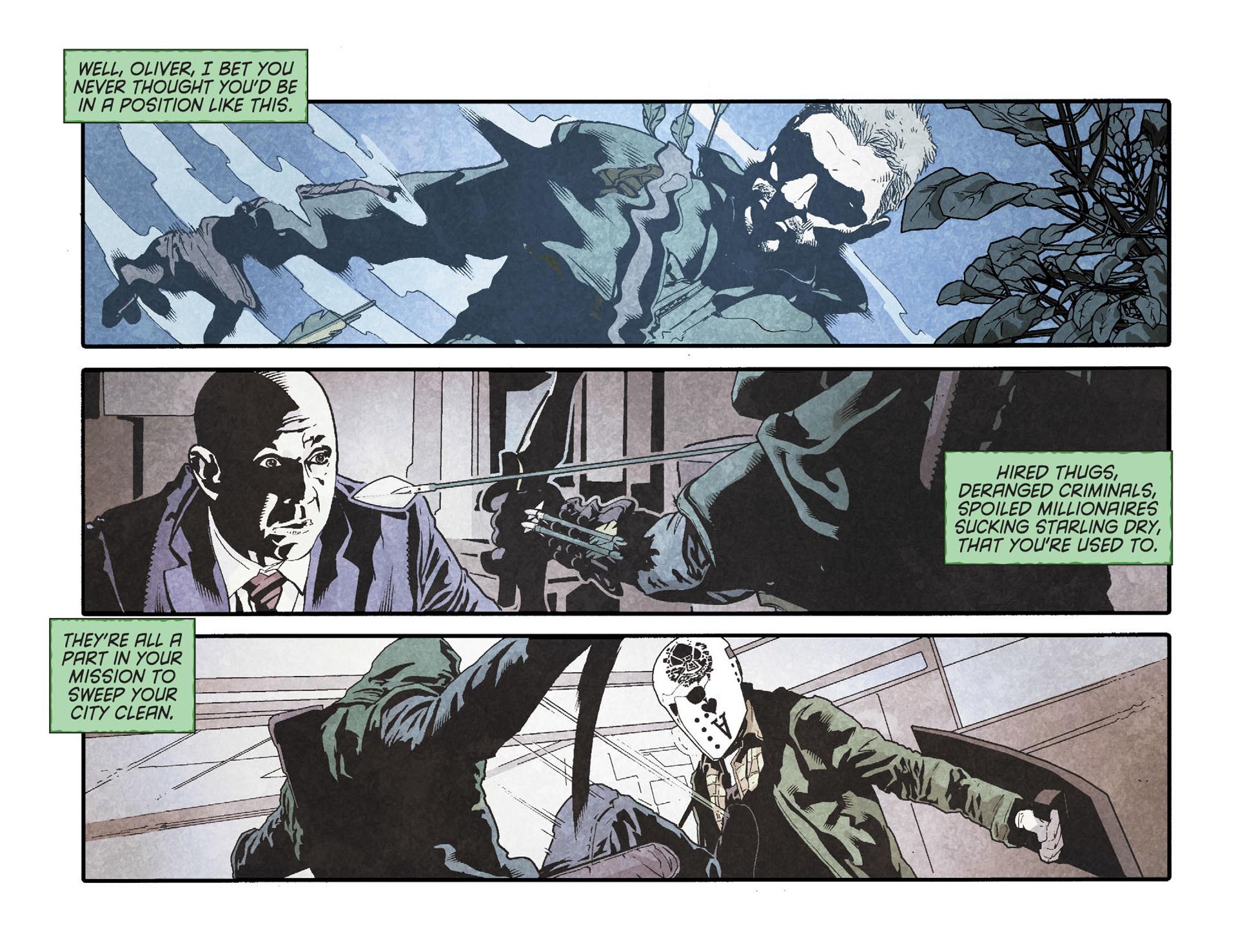 Read online Arrow [II] comic -  Issue #23 - 15
