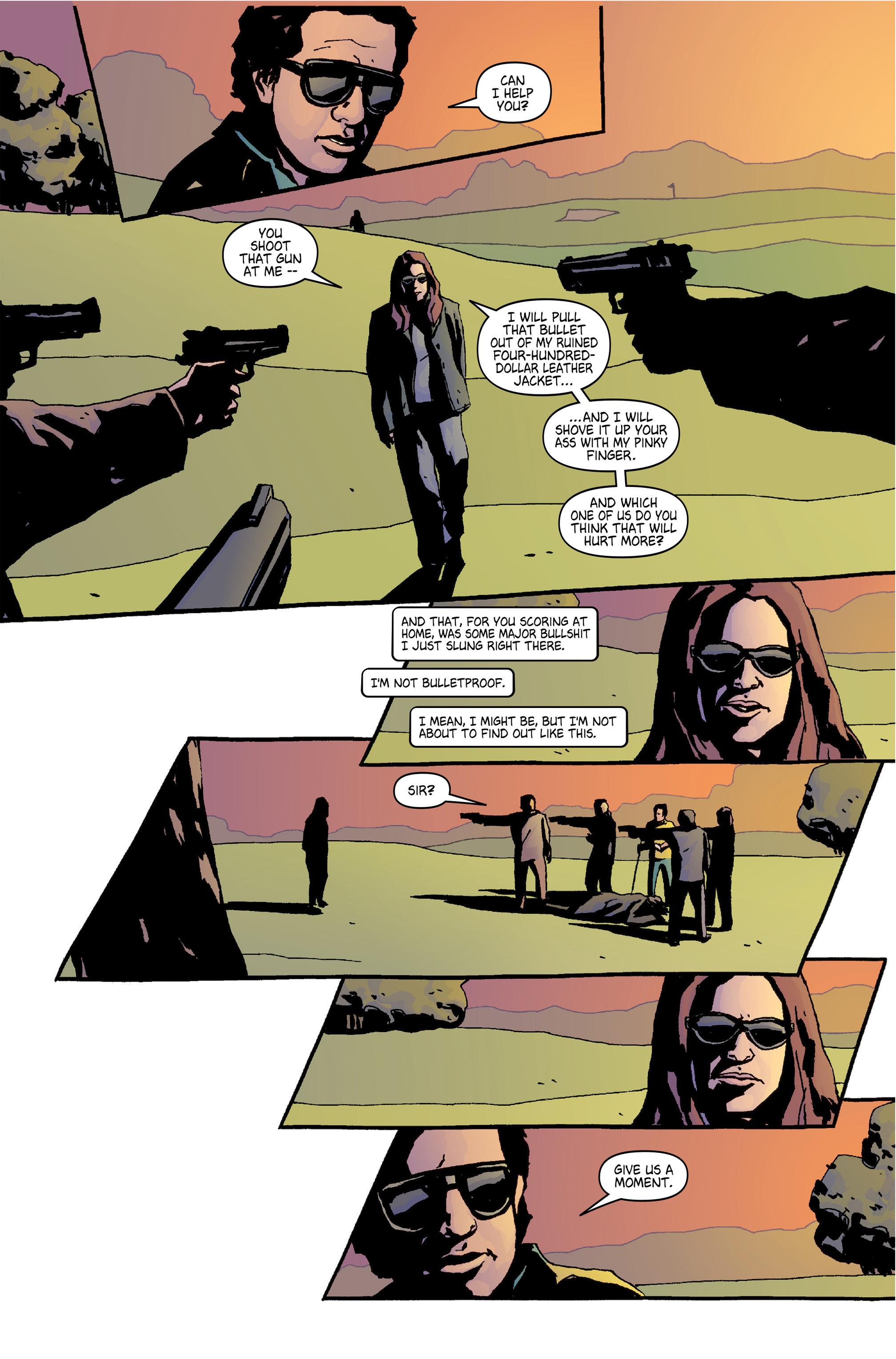 Read online Alias comic -  Issue #5 - 9