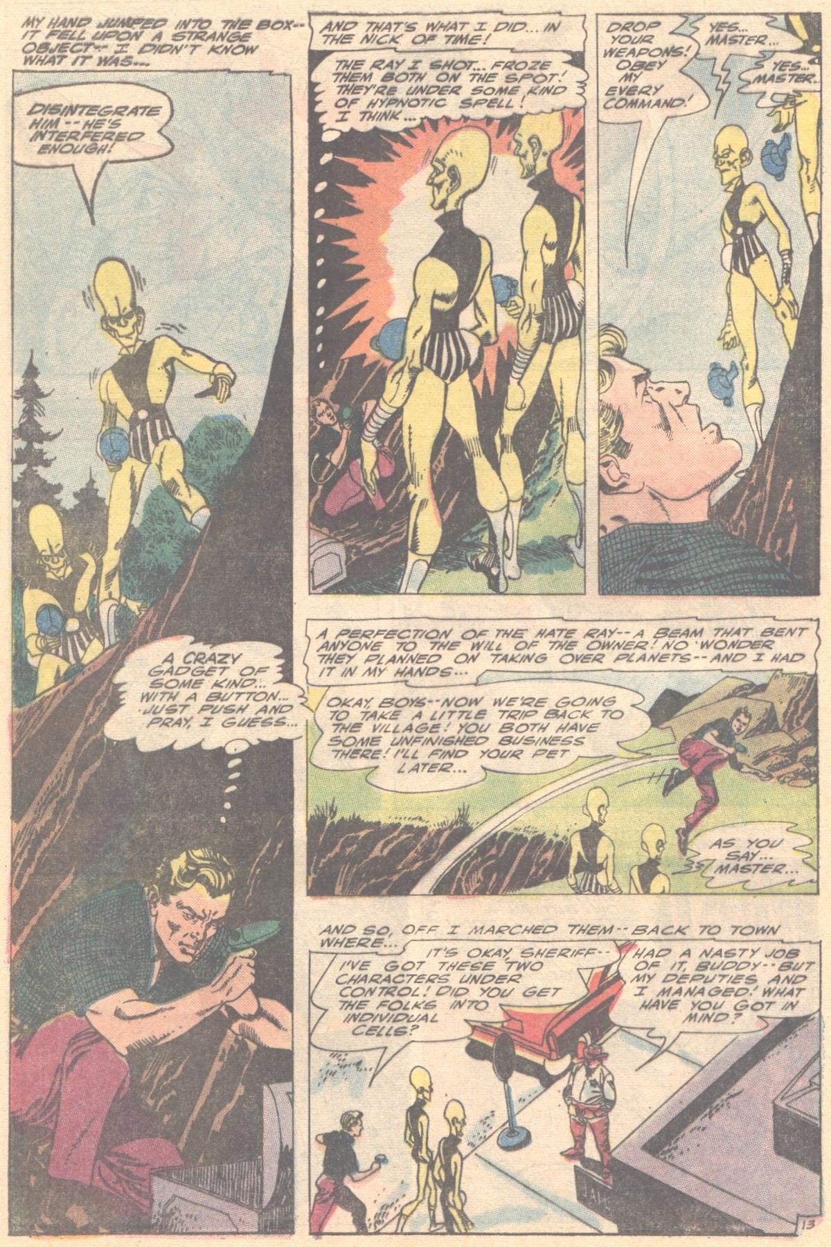 Read online Adventure Comics (1938) comic -  Issue #414 - 36