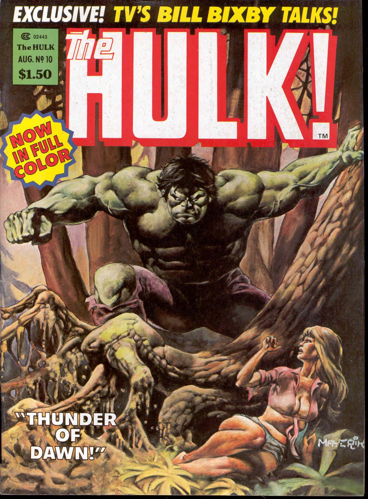 Hulk (1978) 10 Page 1