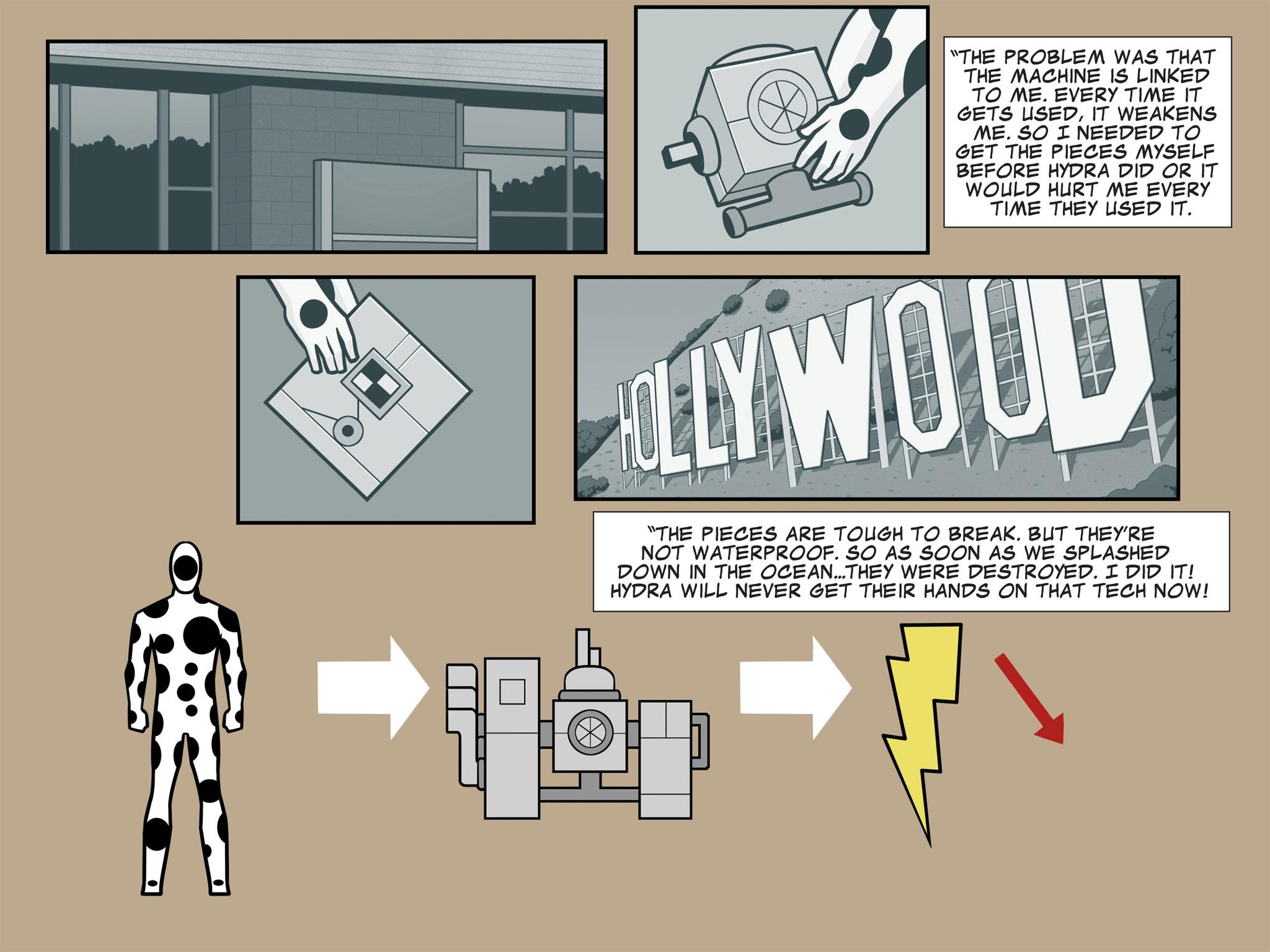 Read online Ultimate Spider-Man (Infinite Comics) (2015) comic -  Issue #11 - 25