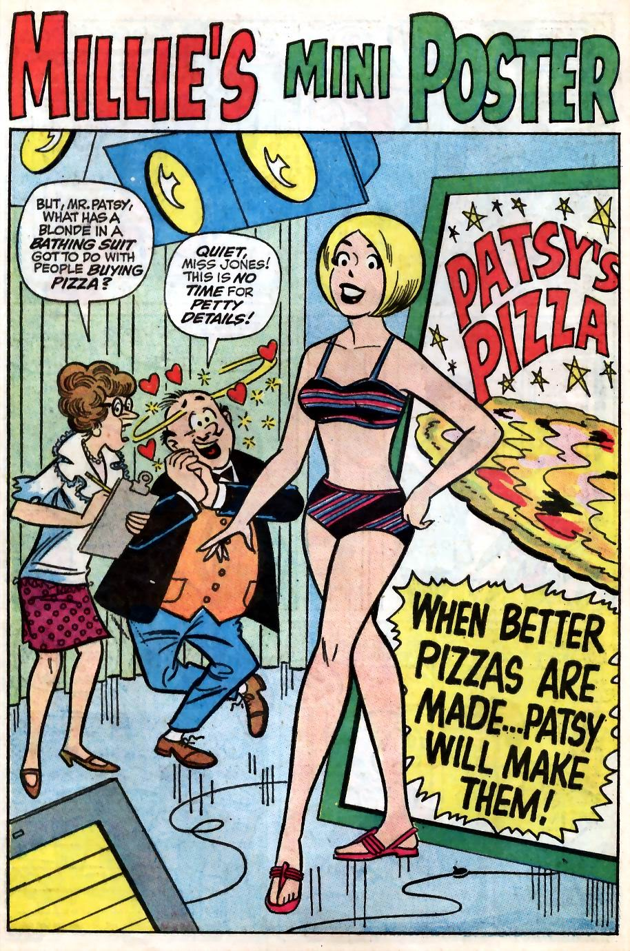Read online Millie the Model comic -  Issue # Annual 7 - 44