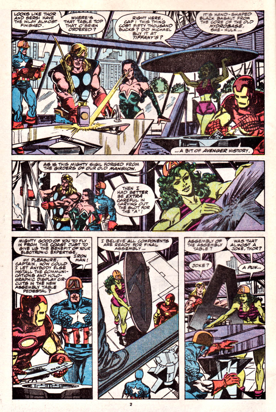 The Avengers (1963) 326 Page 2