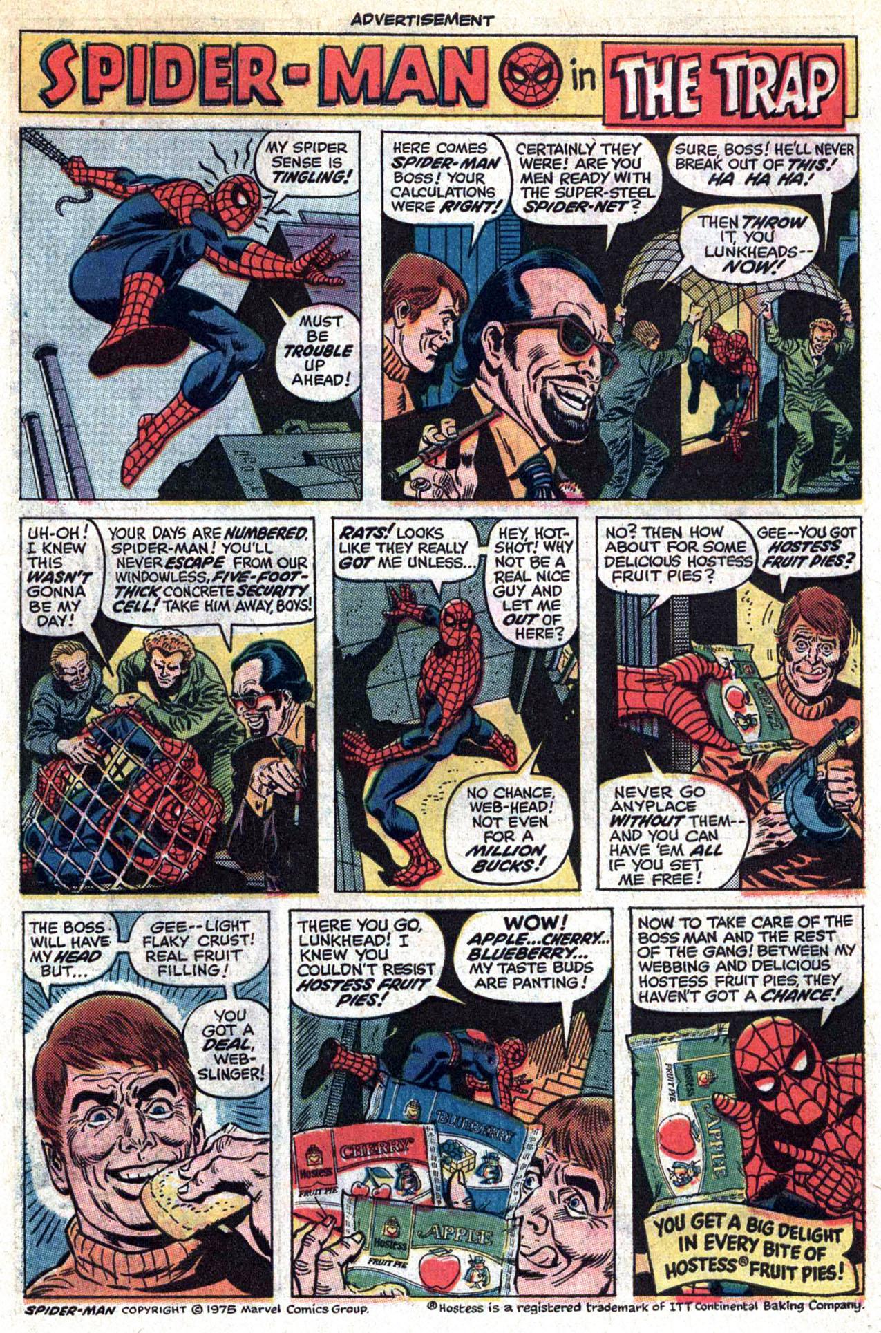 Read online Amazing Adventures (1970) comic -  Issue #30 - 30