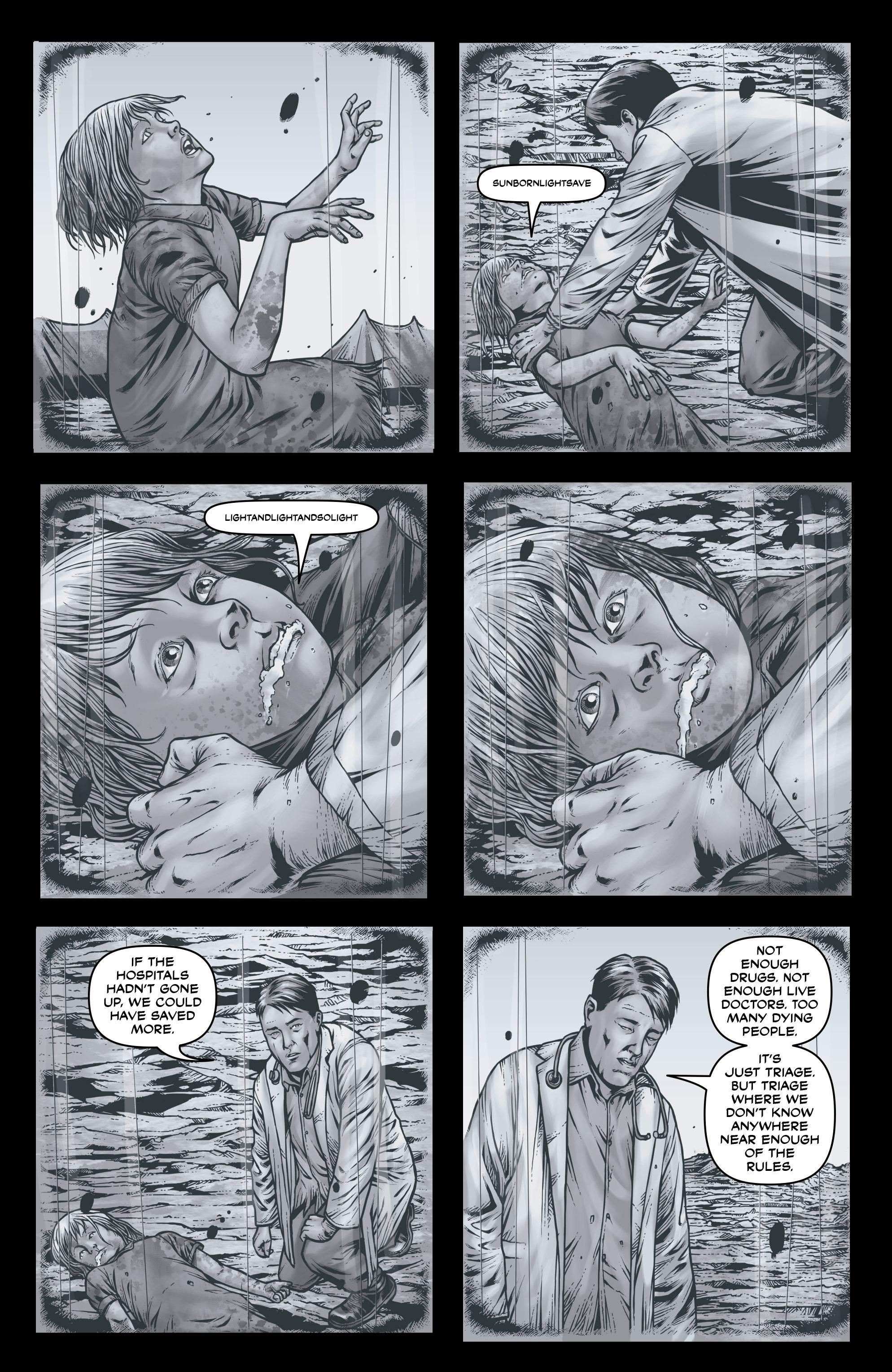 Read online Uber: Invasion comic -  Issue #2 - 14