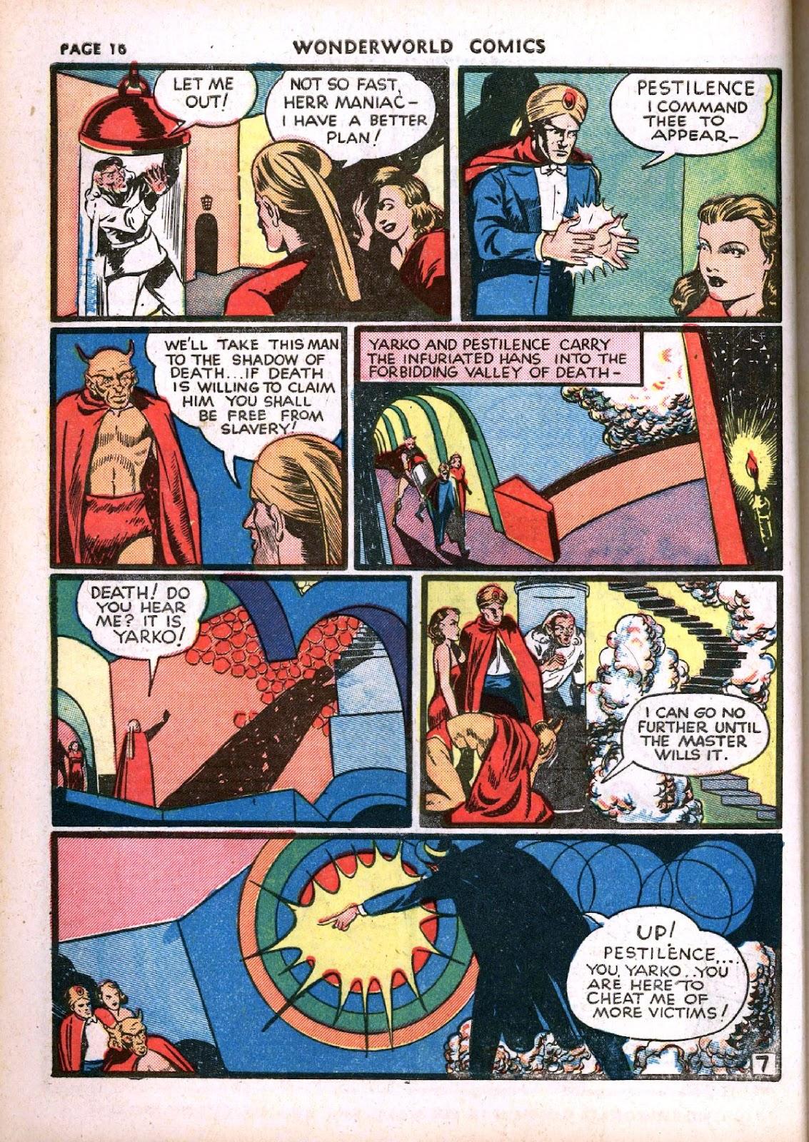 Wonderworld Comics issue 14 - Page 18