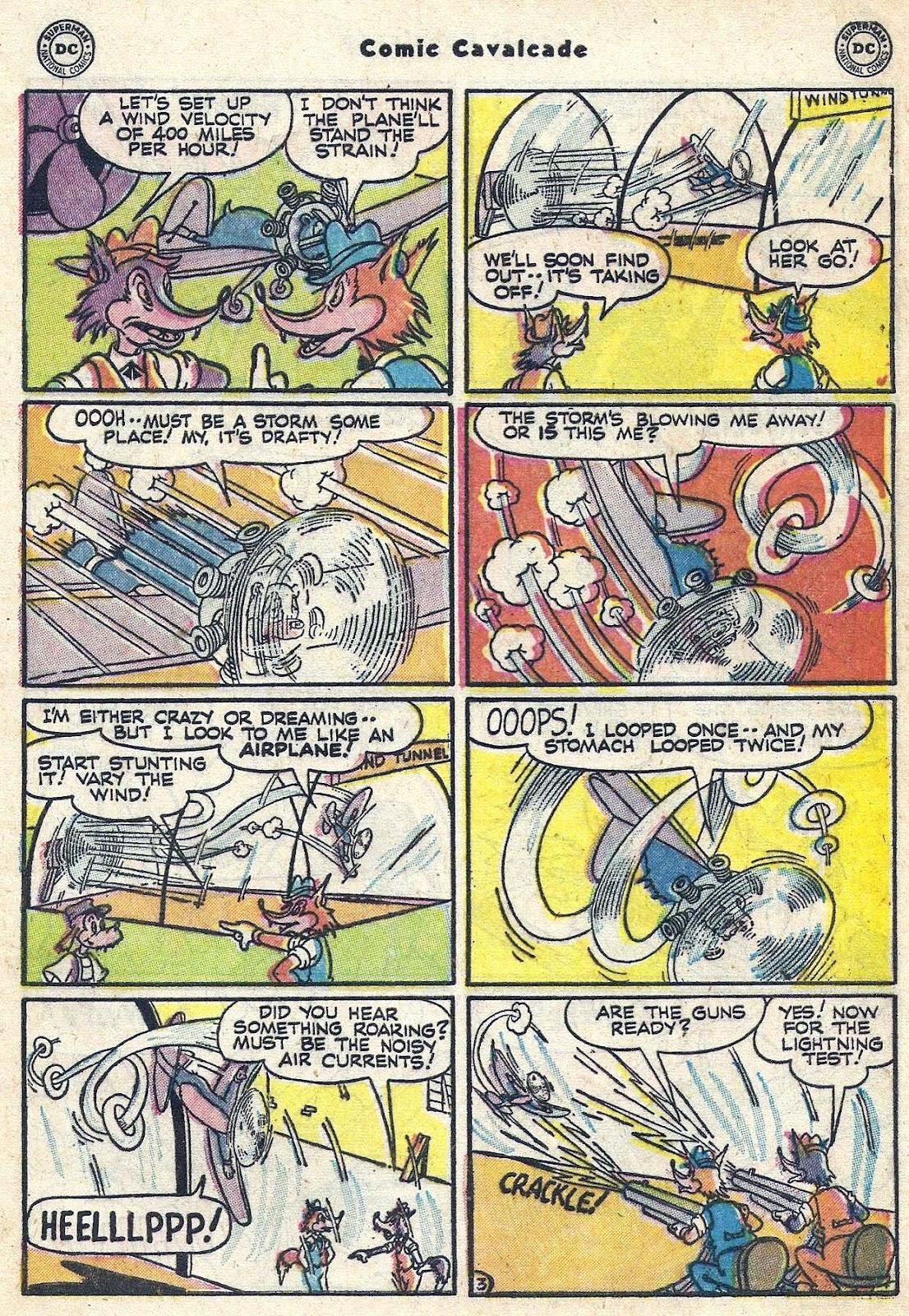 Comic Cavalcade issue 56 - Page 55