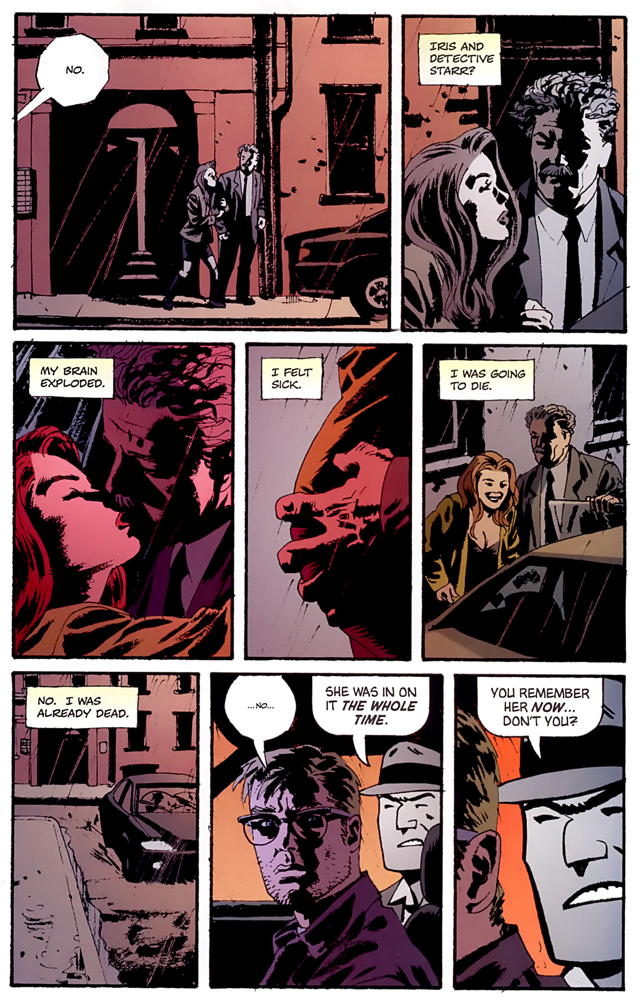 Read online Criminal (2008) comic -  Issue #6 - 27