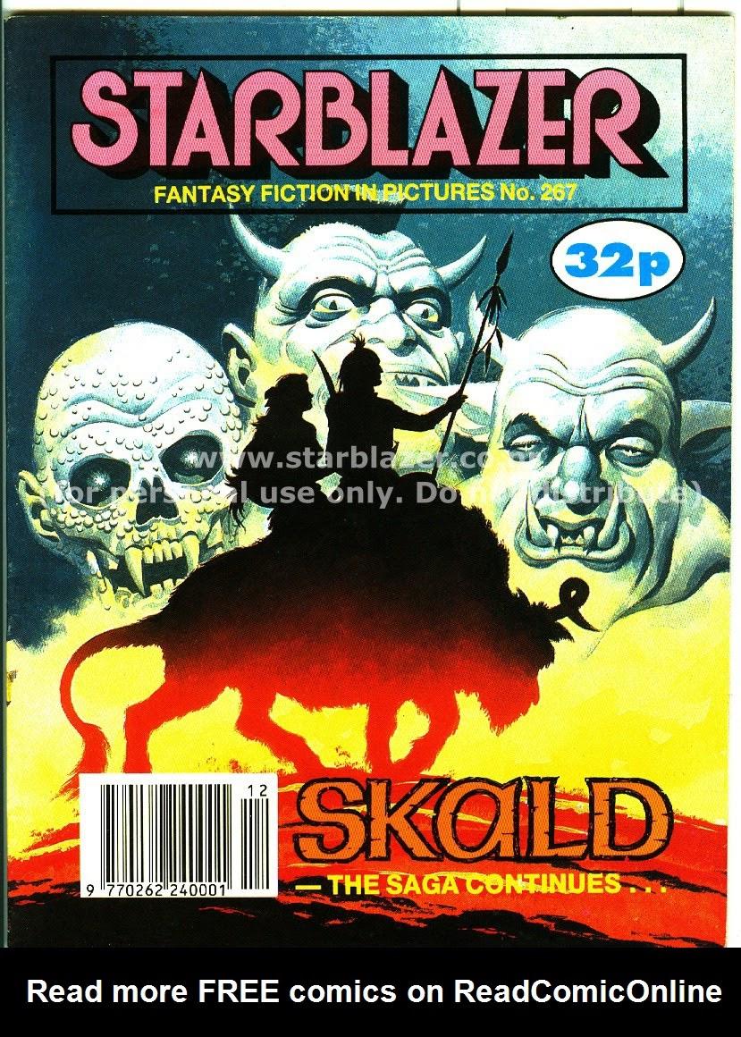 Starblazer issue 267 - Page 1
