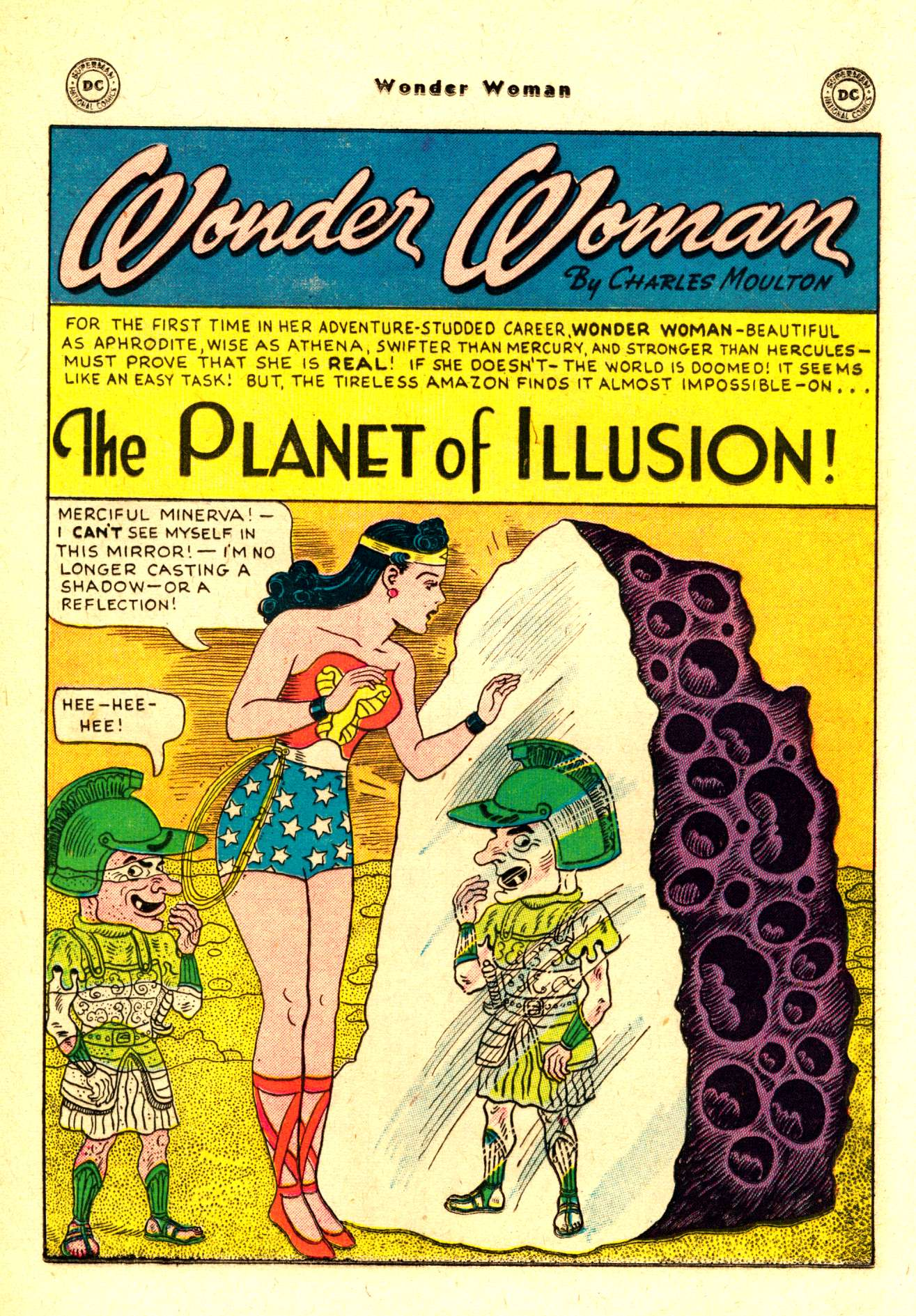 Read online Wonder Woman (1942) comic -  Issue #84 - 14