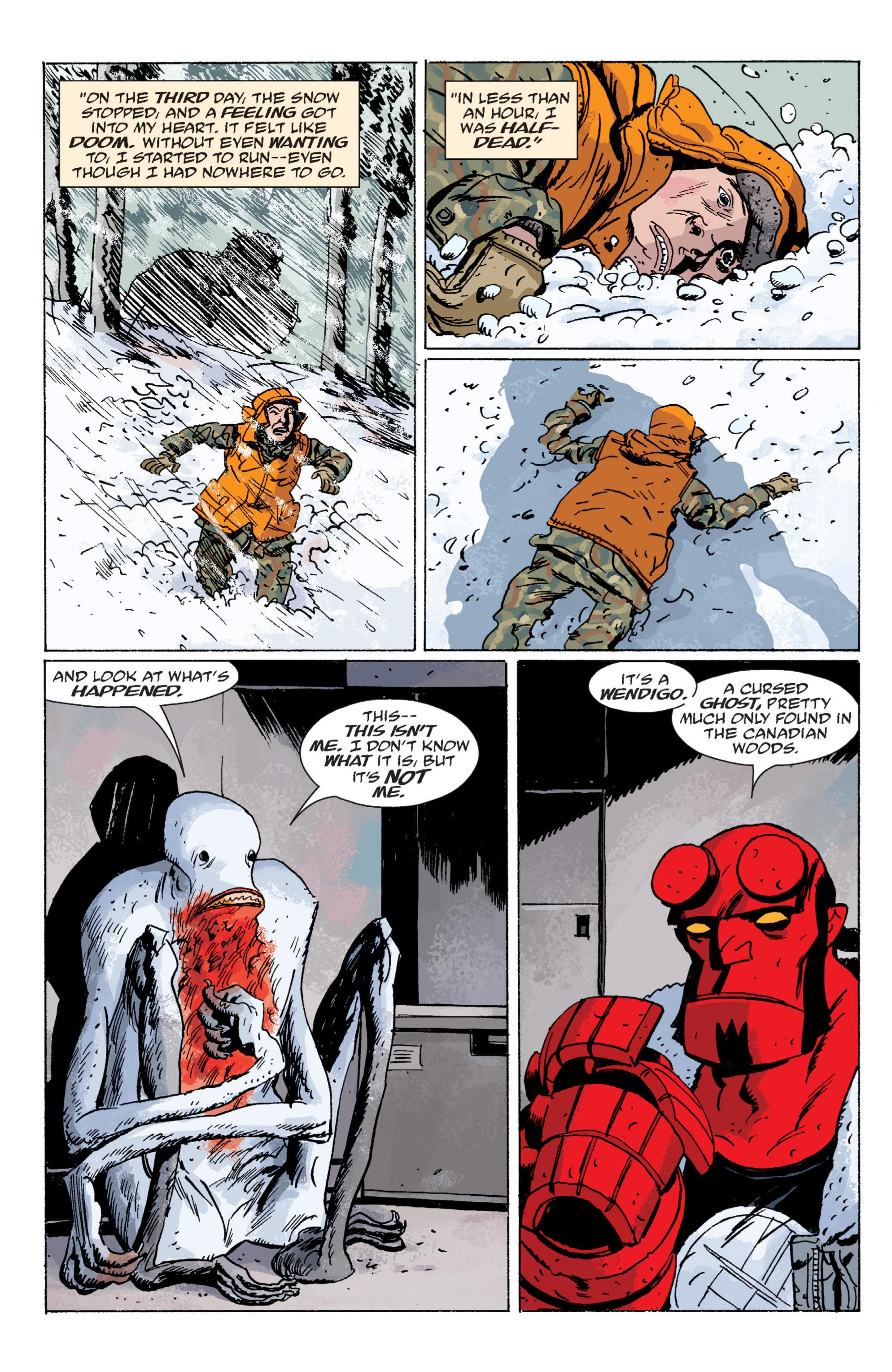 Read online B.P.R.D. (2003) comic -  Issue # TPB 6 - 105