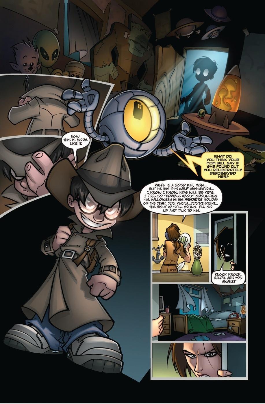 Read online Ralph Filmore comic -  Issue # Full - 20