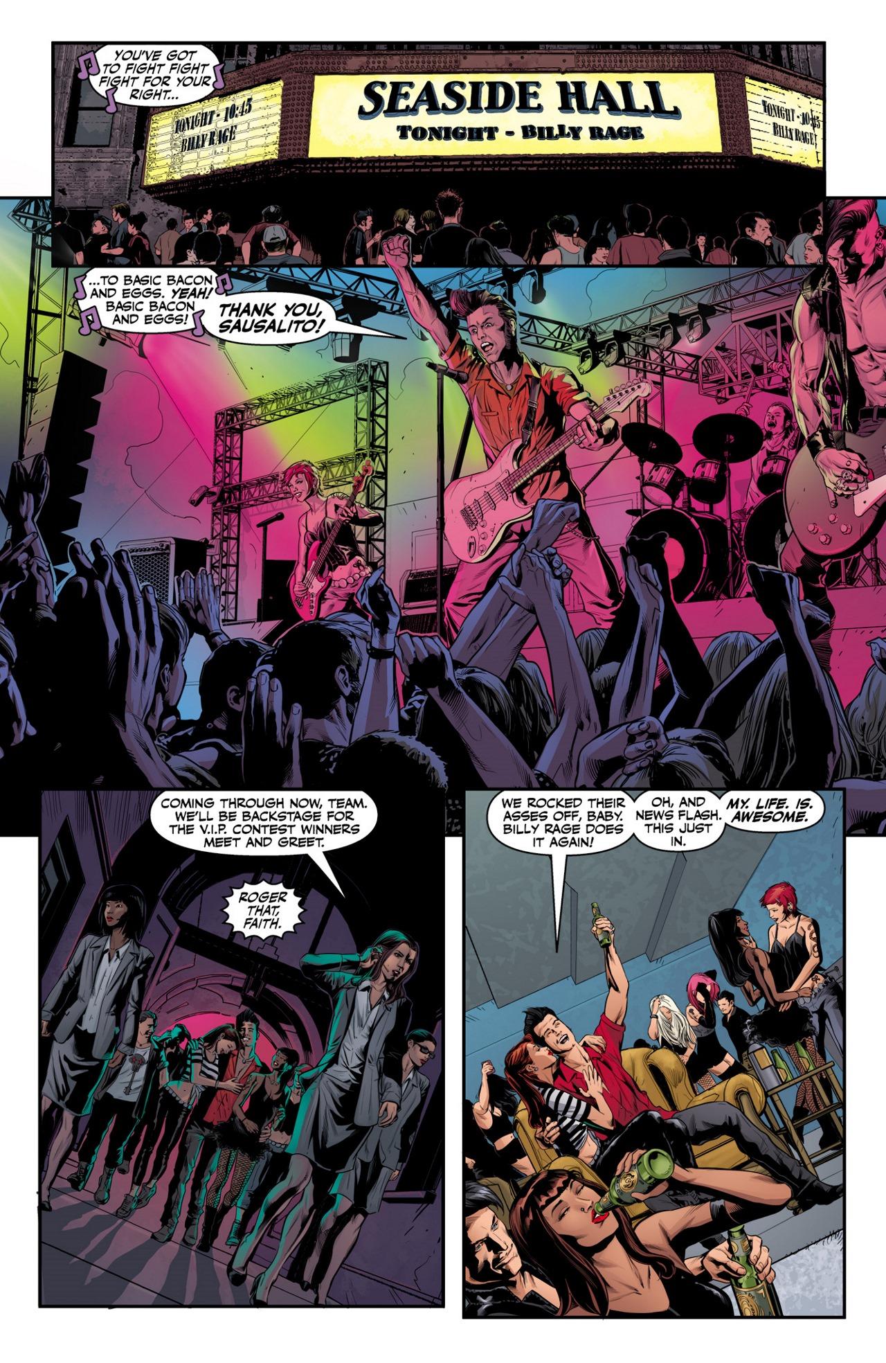 Read online Angel & Faith Season 10 comic -  Issue #2 - 19